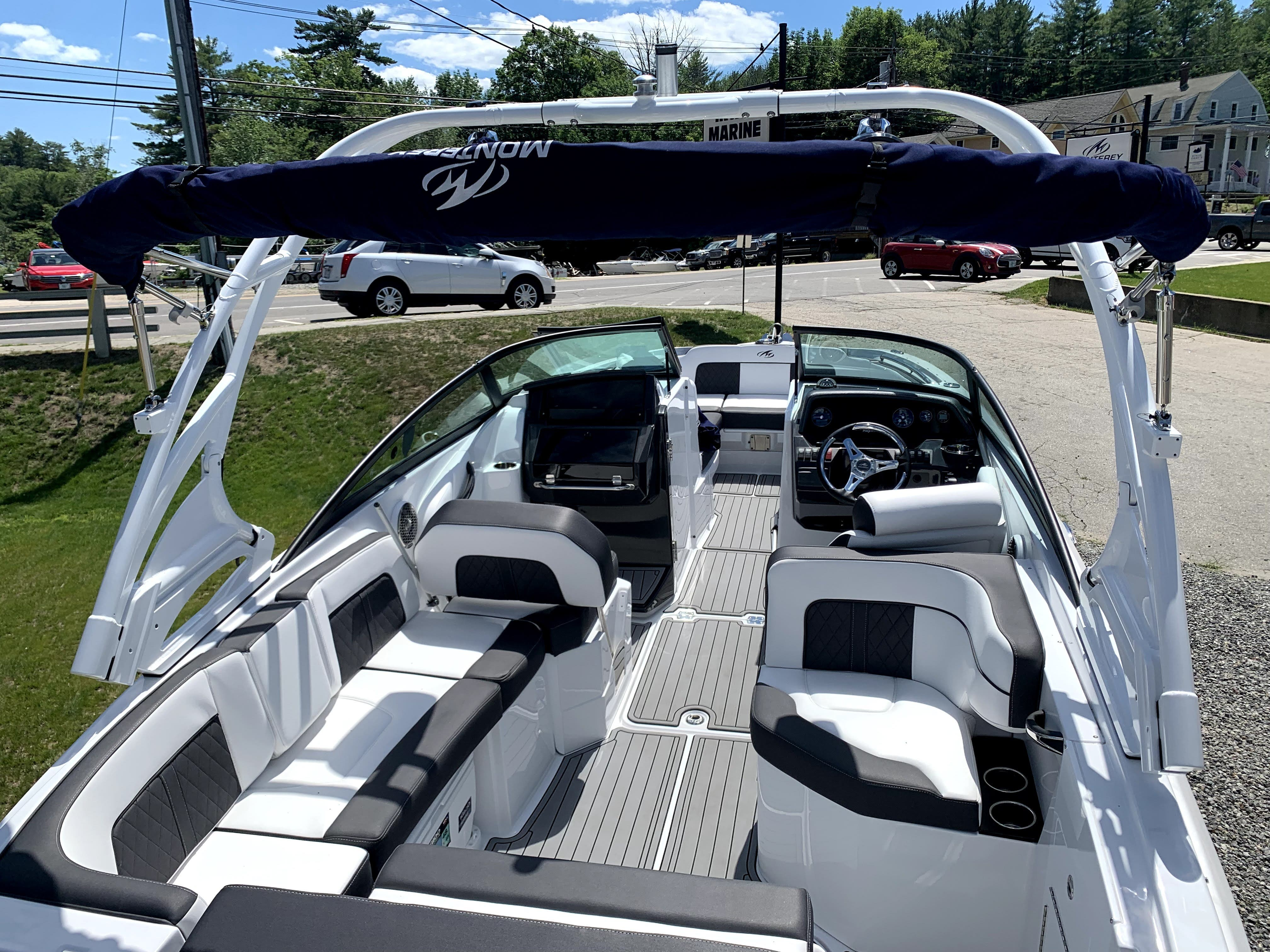2021 Monterey boat for sale, model of the boat is M65 & Image # 3 of 12