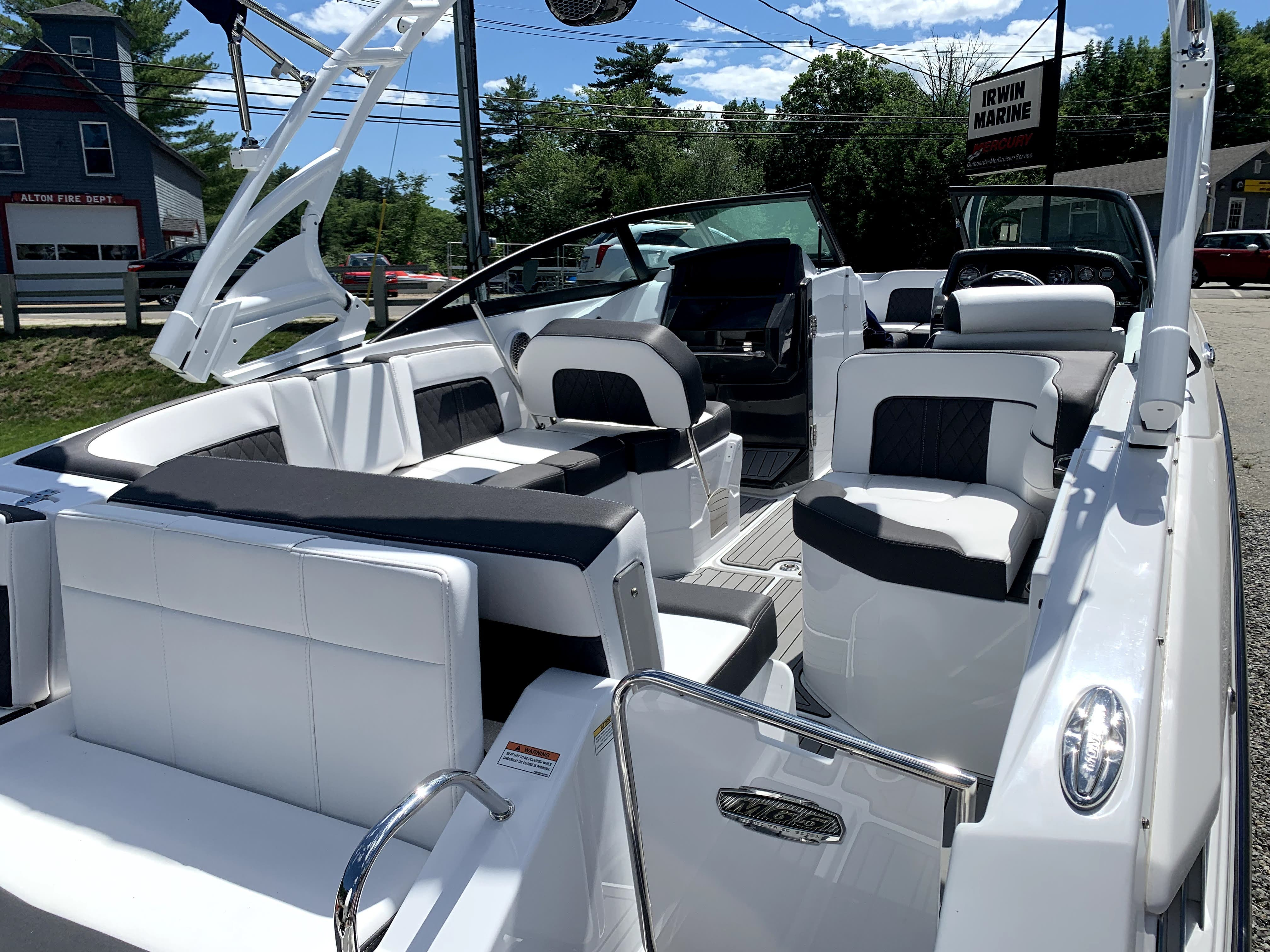 2021 Monterey boat for sale, model of the boat is M65 & Image # 4 of 12