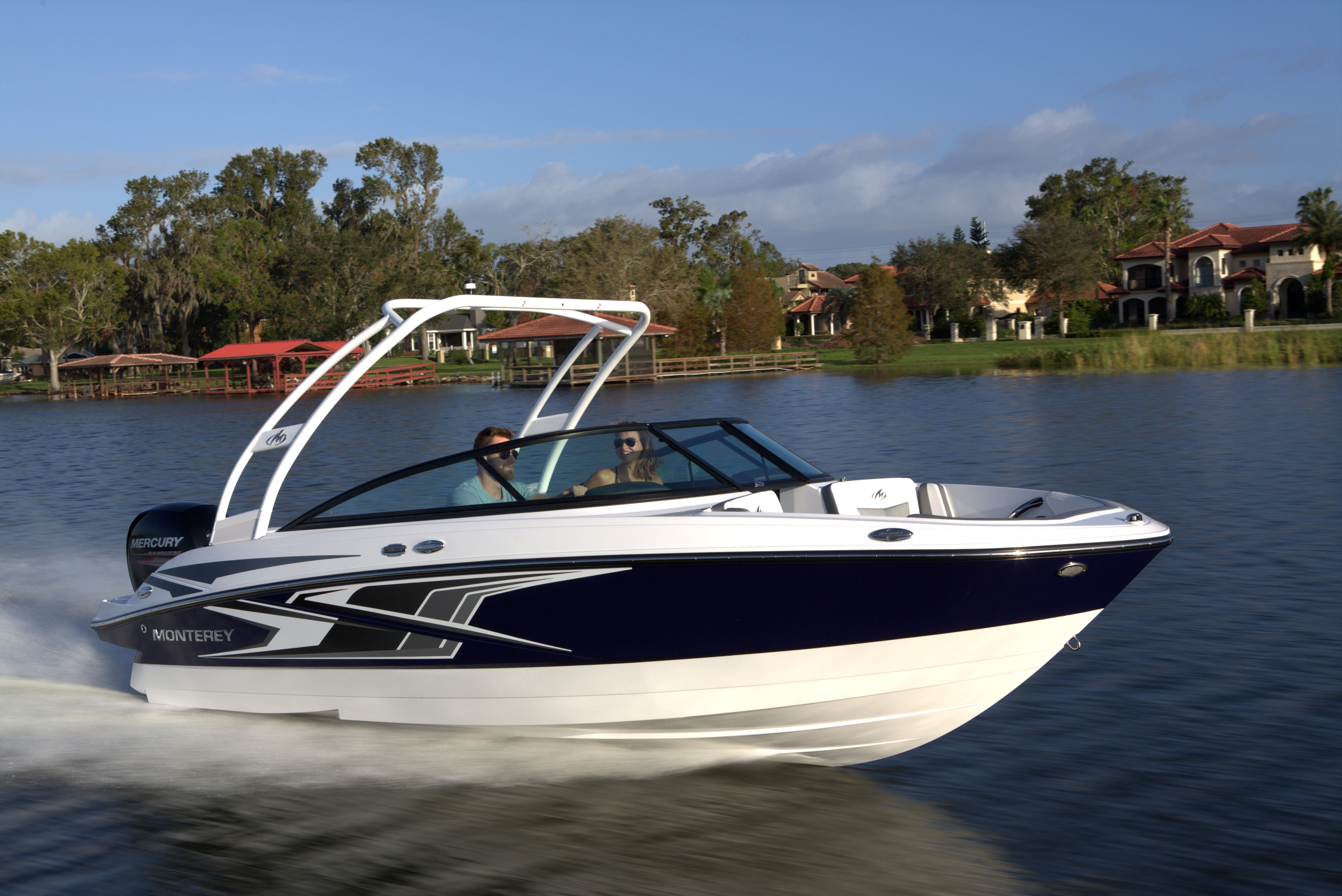 2022 Monterey boat for sale, model of the boat is M-205 & Image # 2 of 4