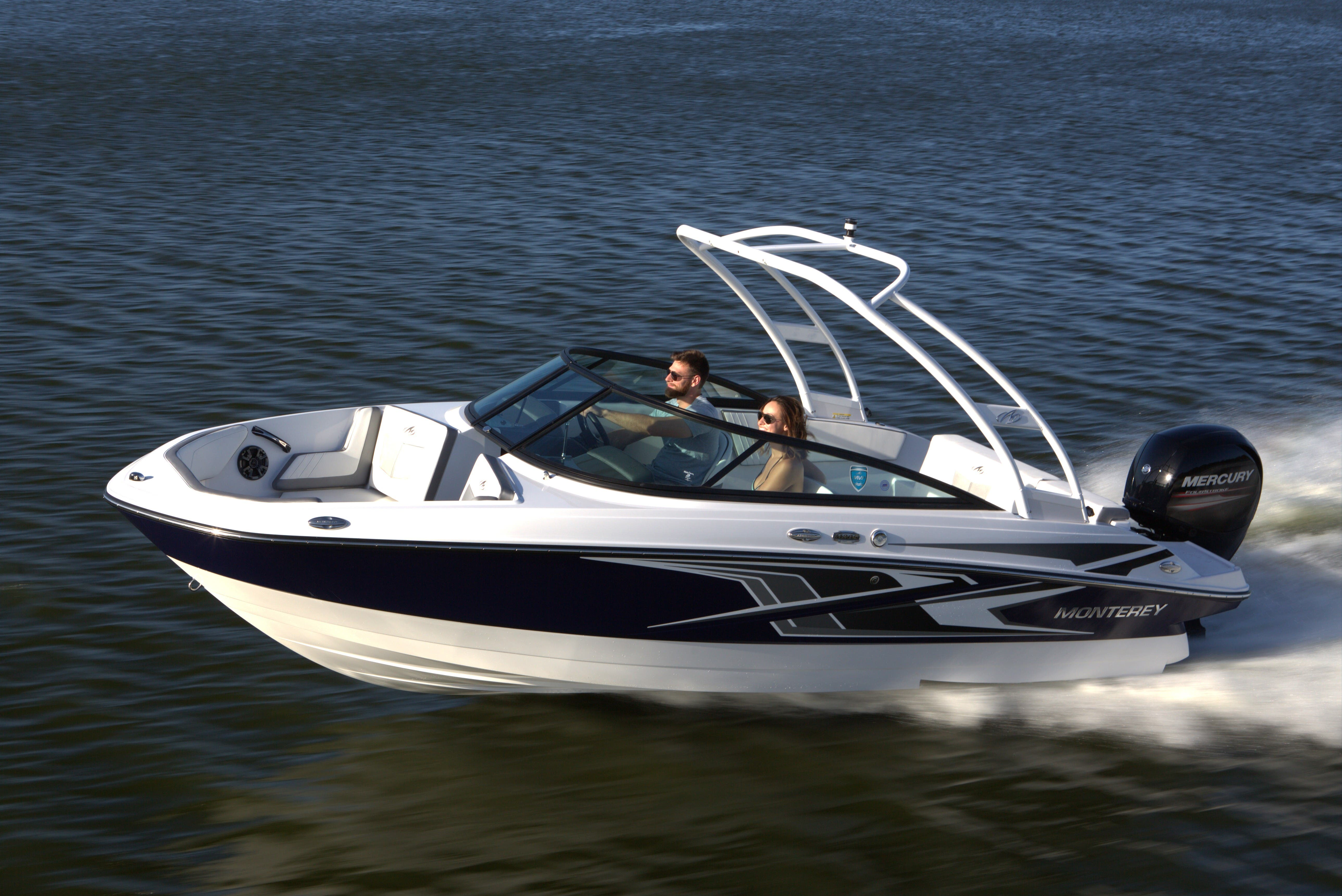2022 Monterey boat for sale, model of the boat is M-205 & Image # 4 of 4