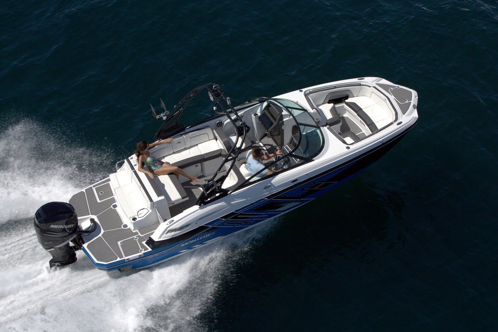 2021 Monterey boat for sale, model of the boat is M-65 & Image # 11 of 23