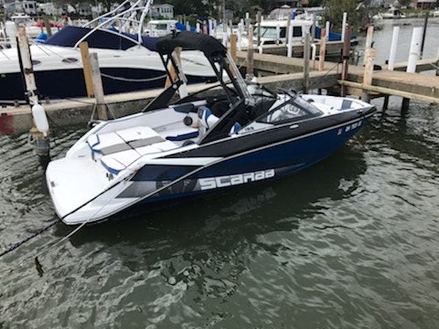 2021 Scarab boat for sale, model of the boat is 195ID/Impulse & Image # 3 of 21