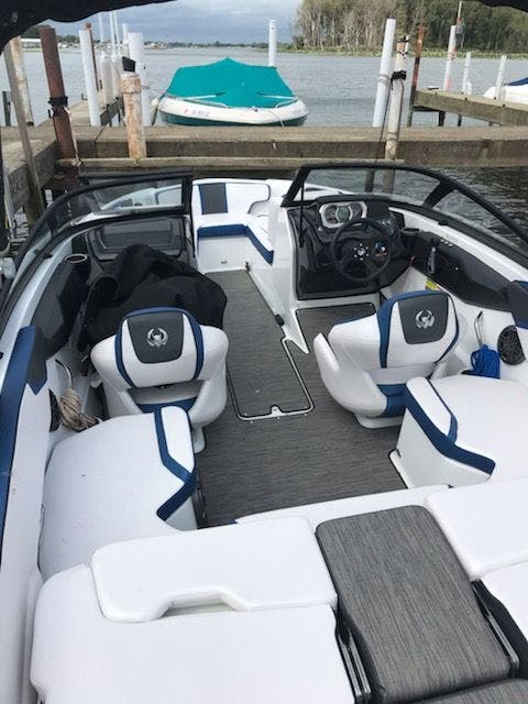 2021 Scarab boat for sale, model of the boat is 195ID/Impulse & Image # 13 of 21