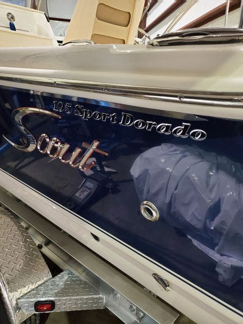 2021 Scout boat for sale, model of the boat is 195SportDorado & Image # 6 of 13