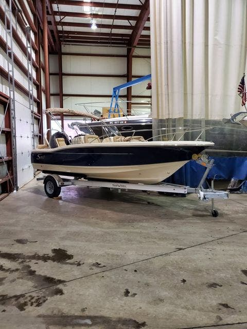 2021 Scout boat for sale, model of the boat is 195SportDorado & Image # 10 of 13