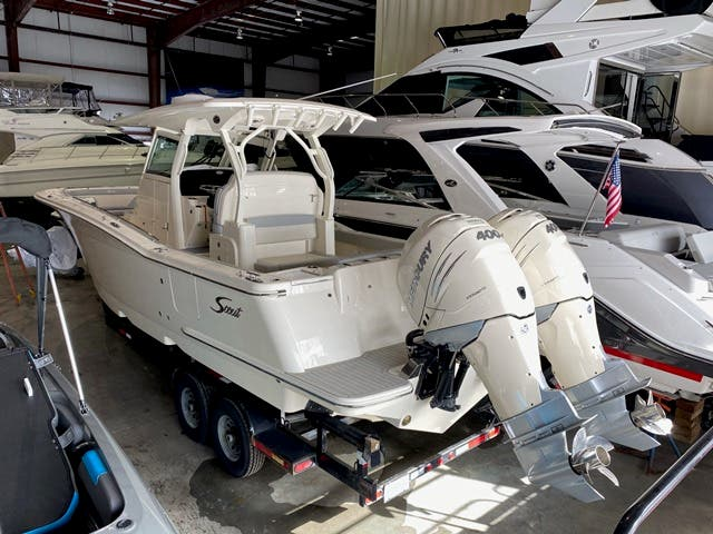 2021 Scout boat for sale, model of the boat is 330LXF & Image # 15 of 15