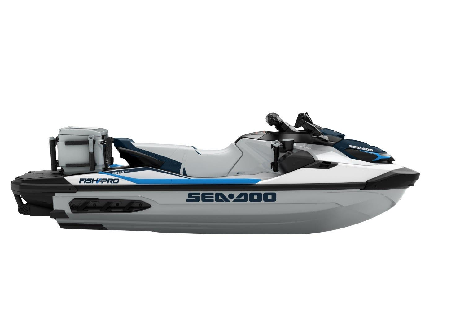 2021 Sea Doo PWC boat for sale, model of the boat is FISH PRO 170 SS IDF & Image # 6 of 6