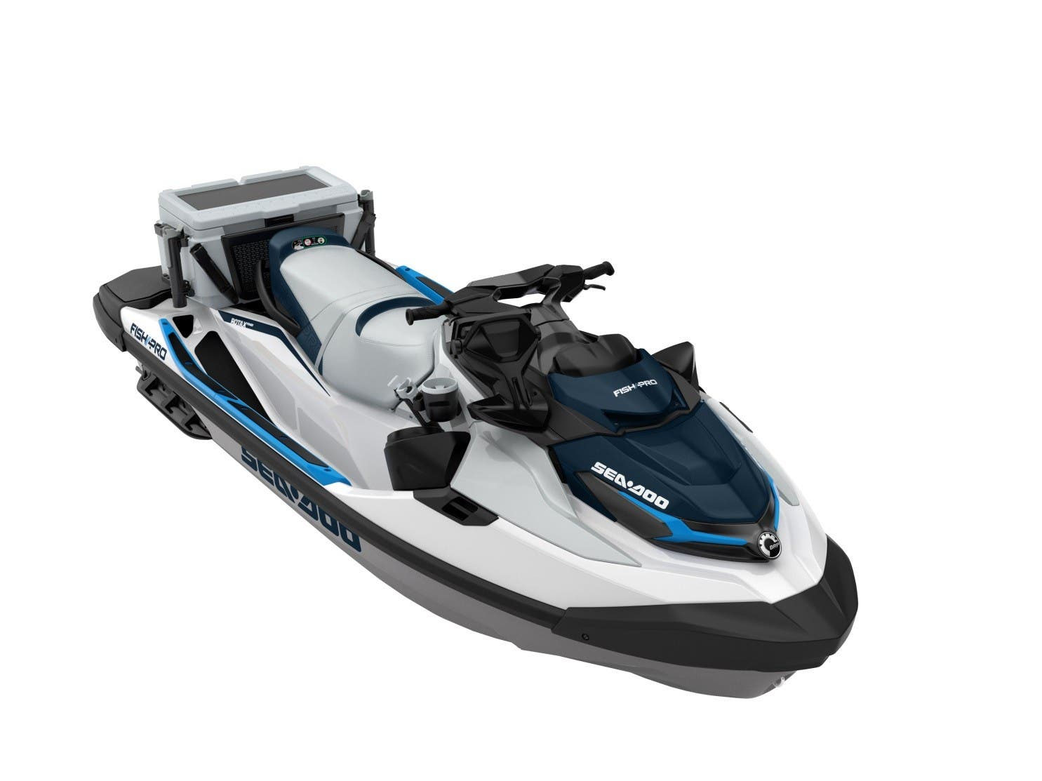 2021 Sea Doo PWC boat for sale, model of the boat is FISH PRO 170 SS IDF & Image # 5 of 6