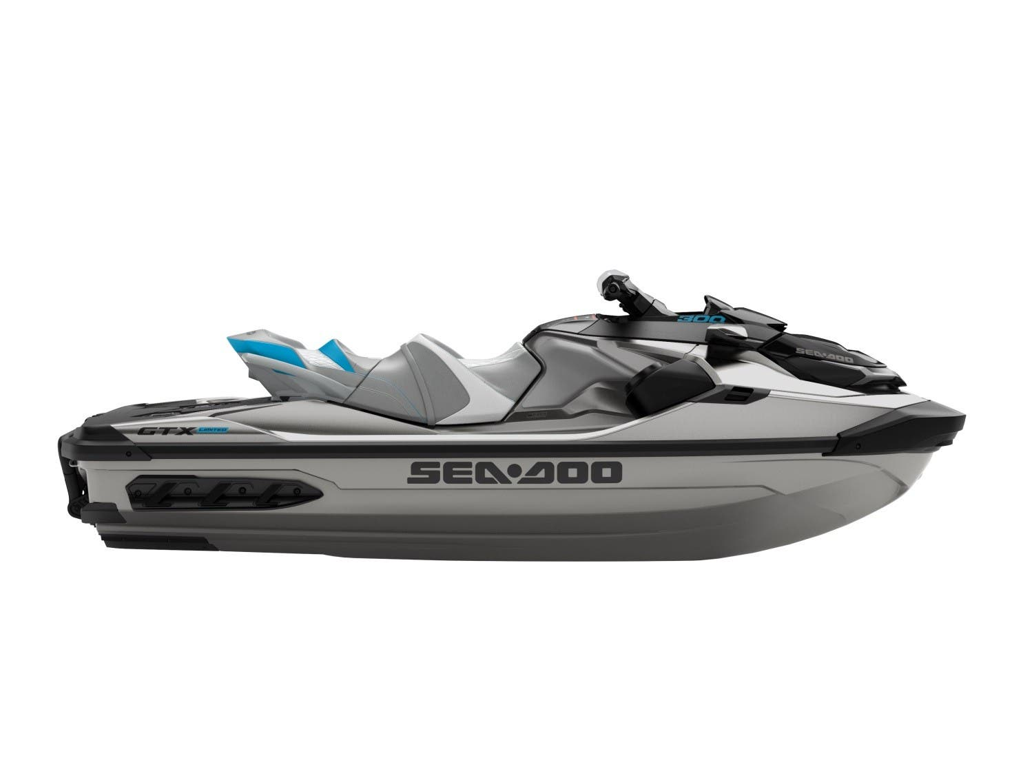 2021 Sea Doo PWC boat for sale, model of the boat is GTX Limited 300 SS iDF & Image # 5 of 5
