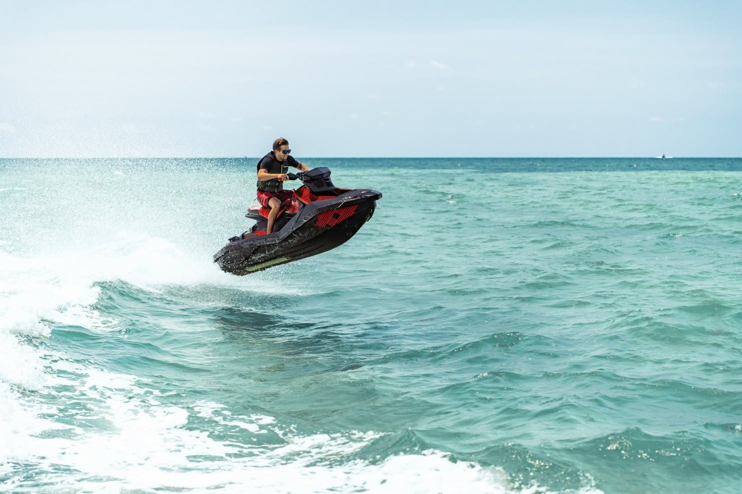 2021 Sea Doo PWC boat for sale, model of the boat is TRIXX 3-Up SS & Image # 3 of 4