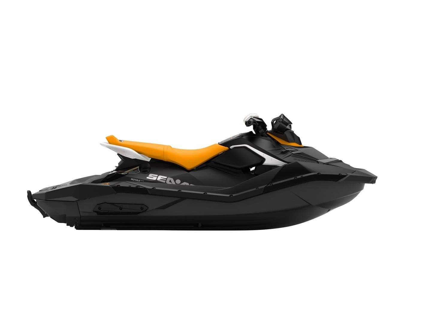 2021 Sea Doo PWC boat for sale, model of the boat is Spark 3-Up iBR CONV & Image # 4 of 4