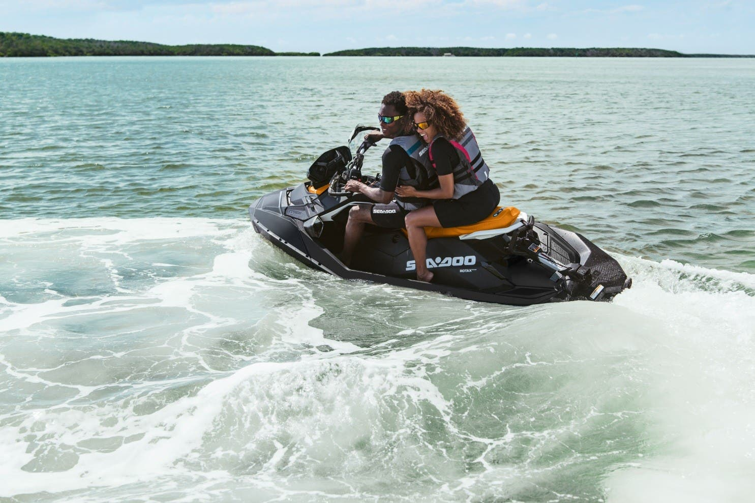 2021 Sea Doo PWC boat for sale, model of the boat is TRIXX 3-Up SS & Image # 3 of 6