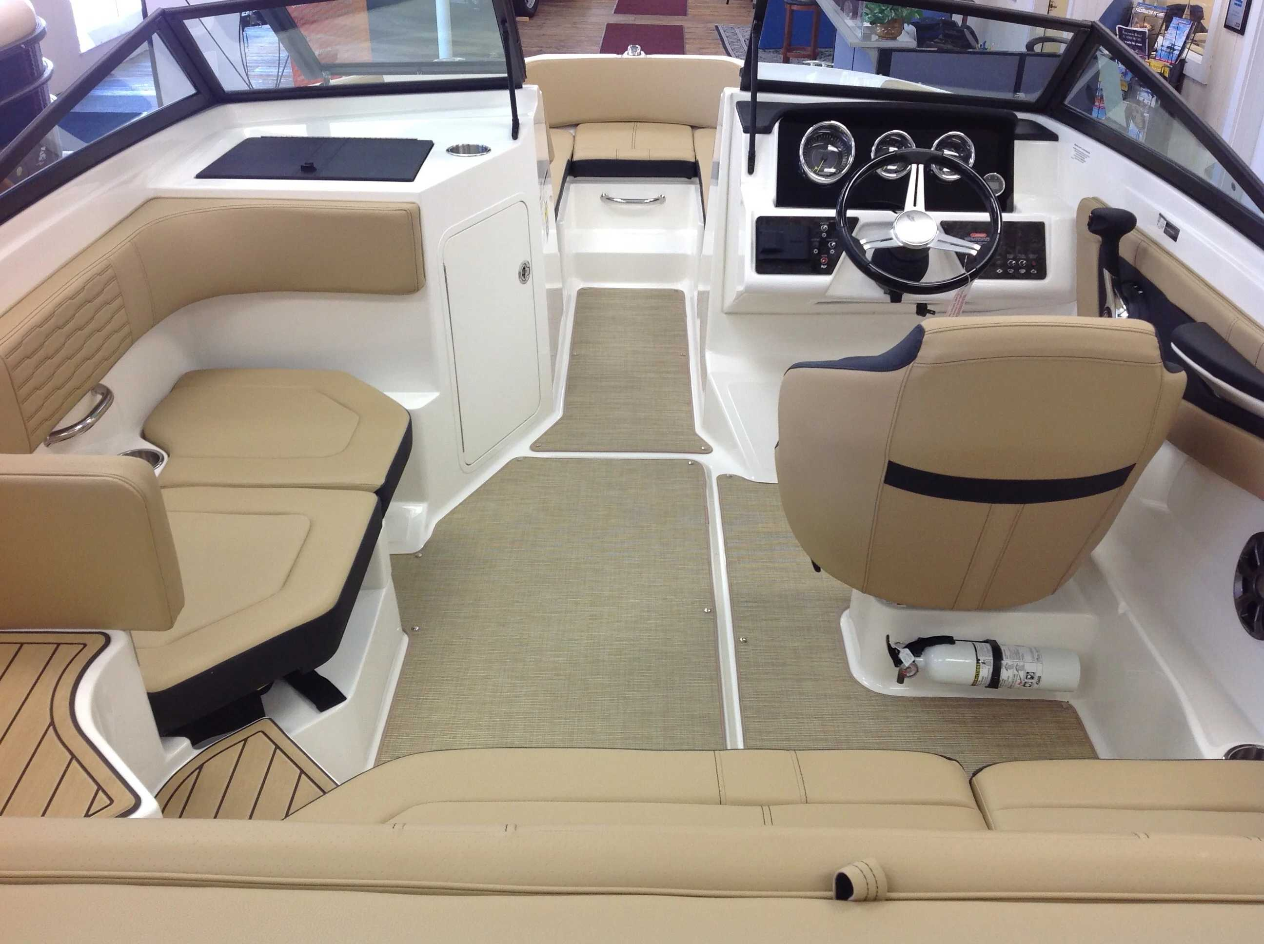 2021 Sea Ray boat for sale, model of the boat is 190 SPX & Image # 11 of 12