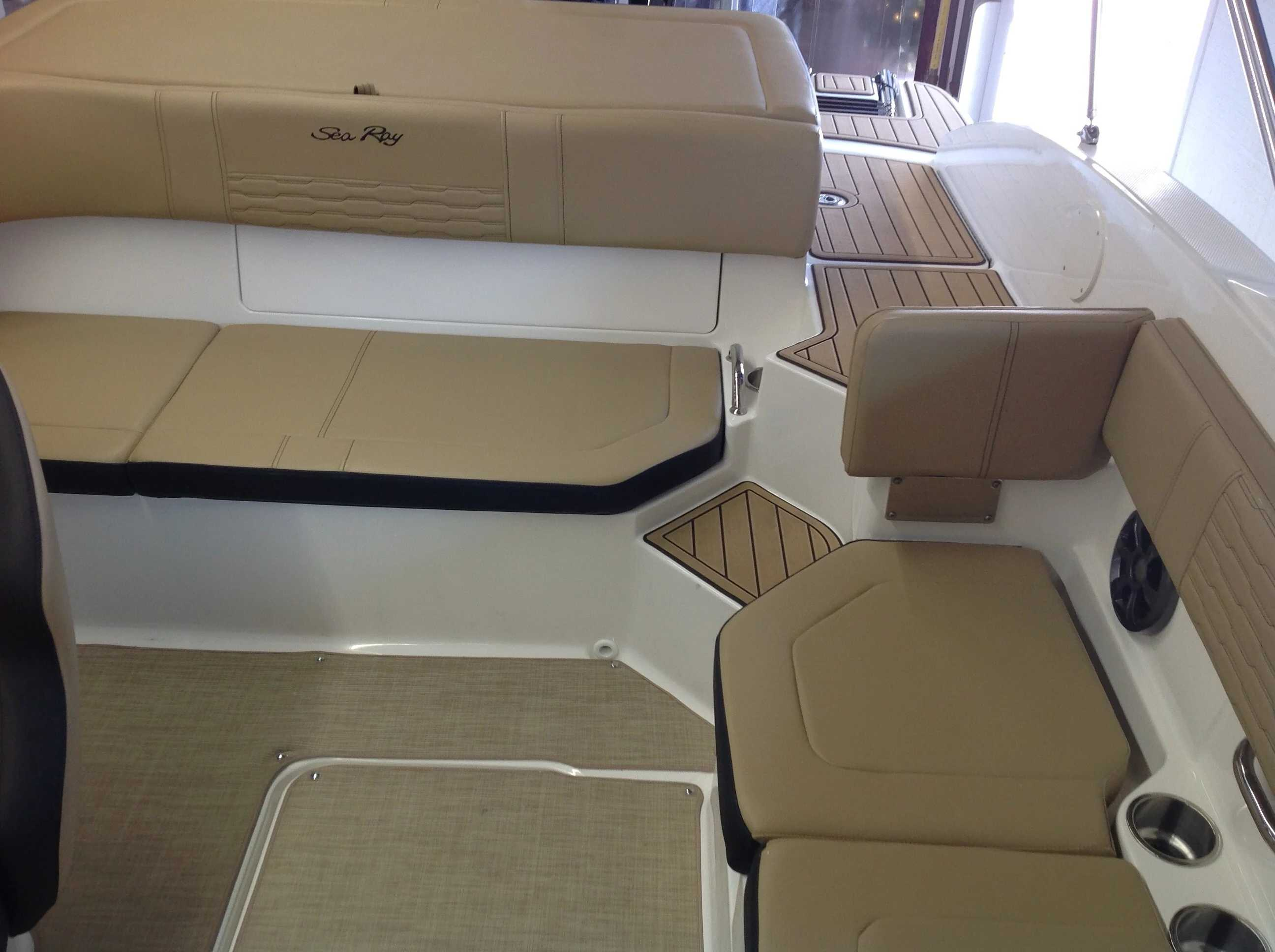 2021 Sea Ray boat for sale, model of the boat is 190 spxo & Image # 11 of 14