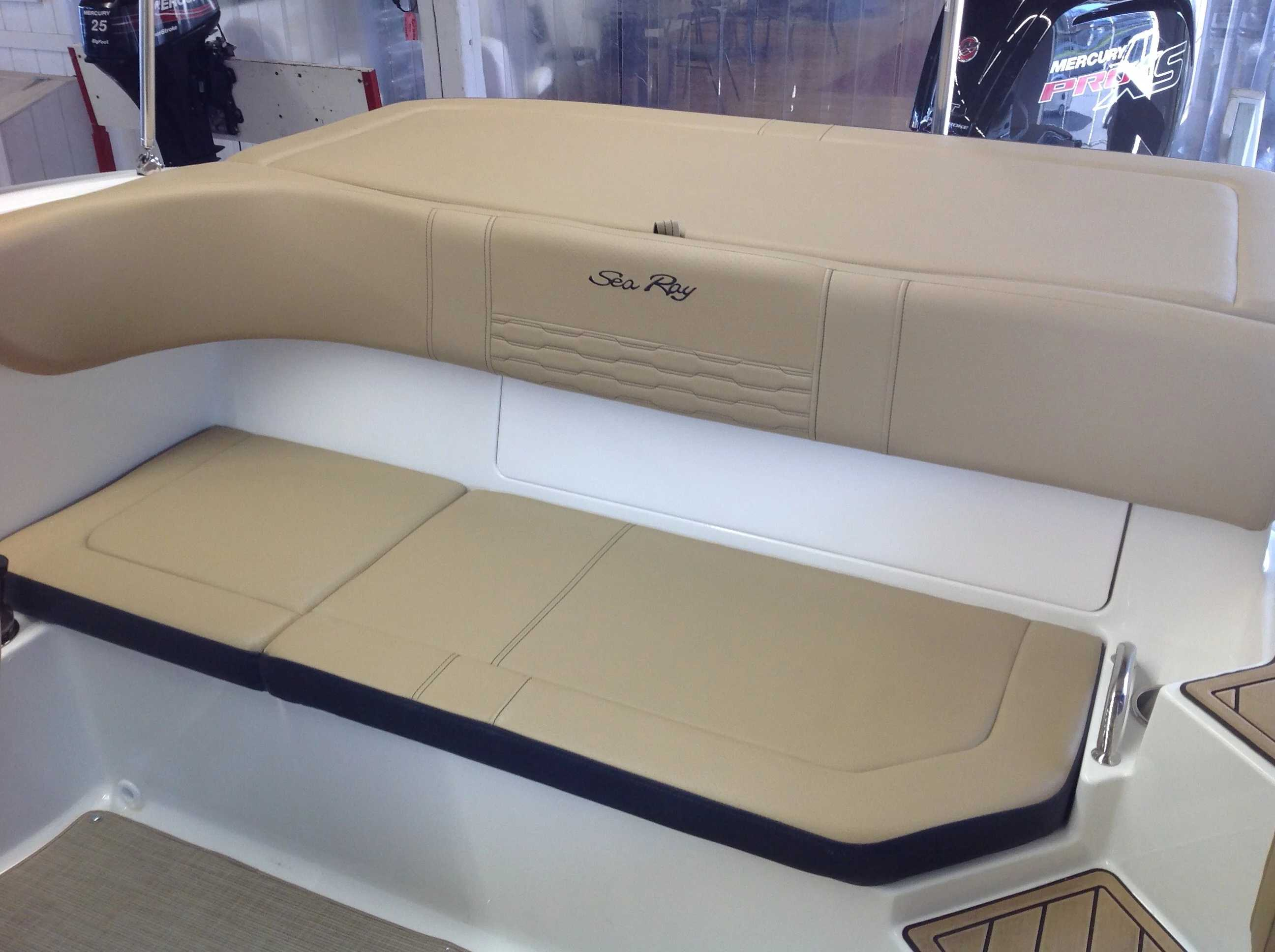 2021 Sea Ray boat for sale, model of the boat is 190 spxo & Image # 12 of 14
