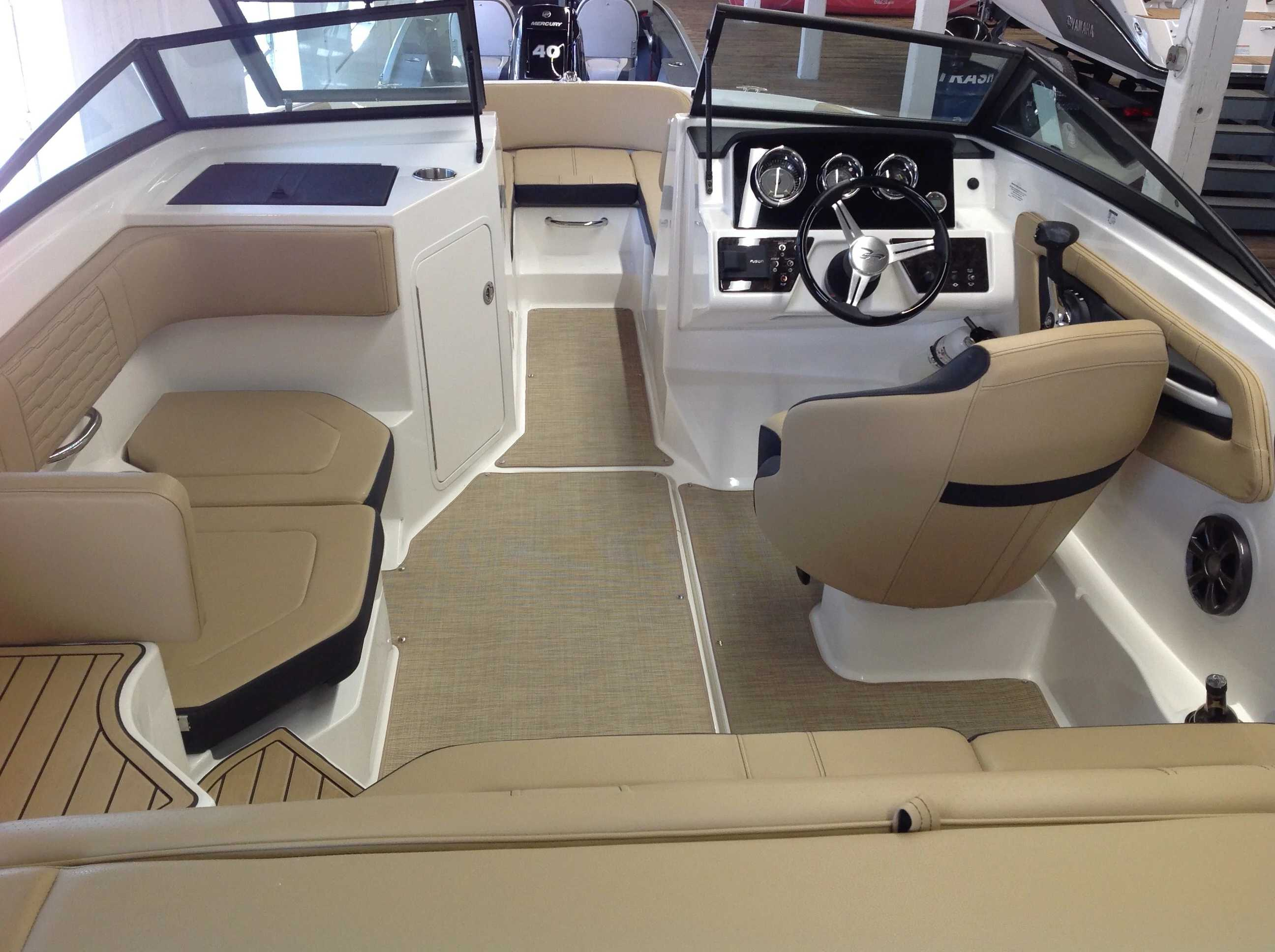 2021 Sea Ray boat for sale, model of the boat is 190 spxo & Image # 13 of 14