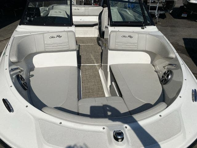 2021 Sea Ray boat for sale, model of the boat is 210SPX & Image # 6 of 13