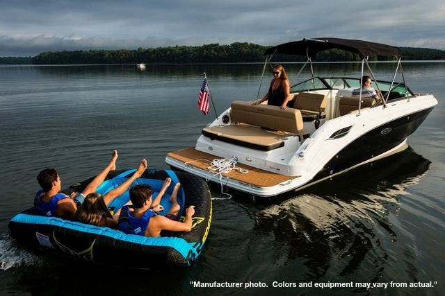 2021 Sea Ray boat for sale, model of the boat is 250SDX & Image # 7 of 10