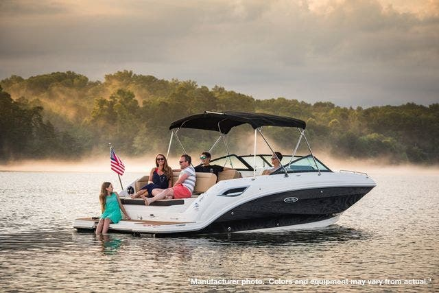 2021 Sea Ray boat for sale, model of the boat is 250SDX & Image # 8 of 10