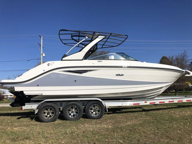 2021 Sea Ray boat for sale, model of the boat is 250SLX & Image # 15 of 20