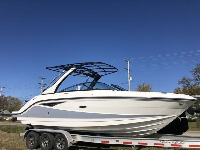 2021 Sea Ray boat for sale, model of the boat is 250SLX & Image # 16 of 20