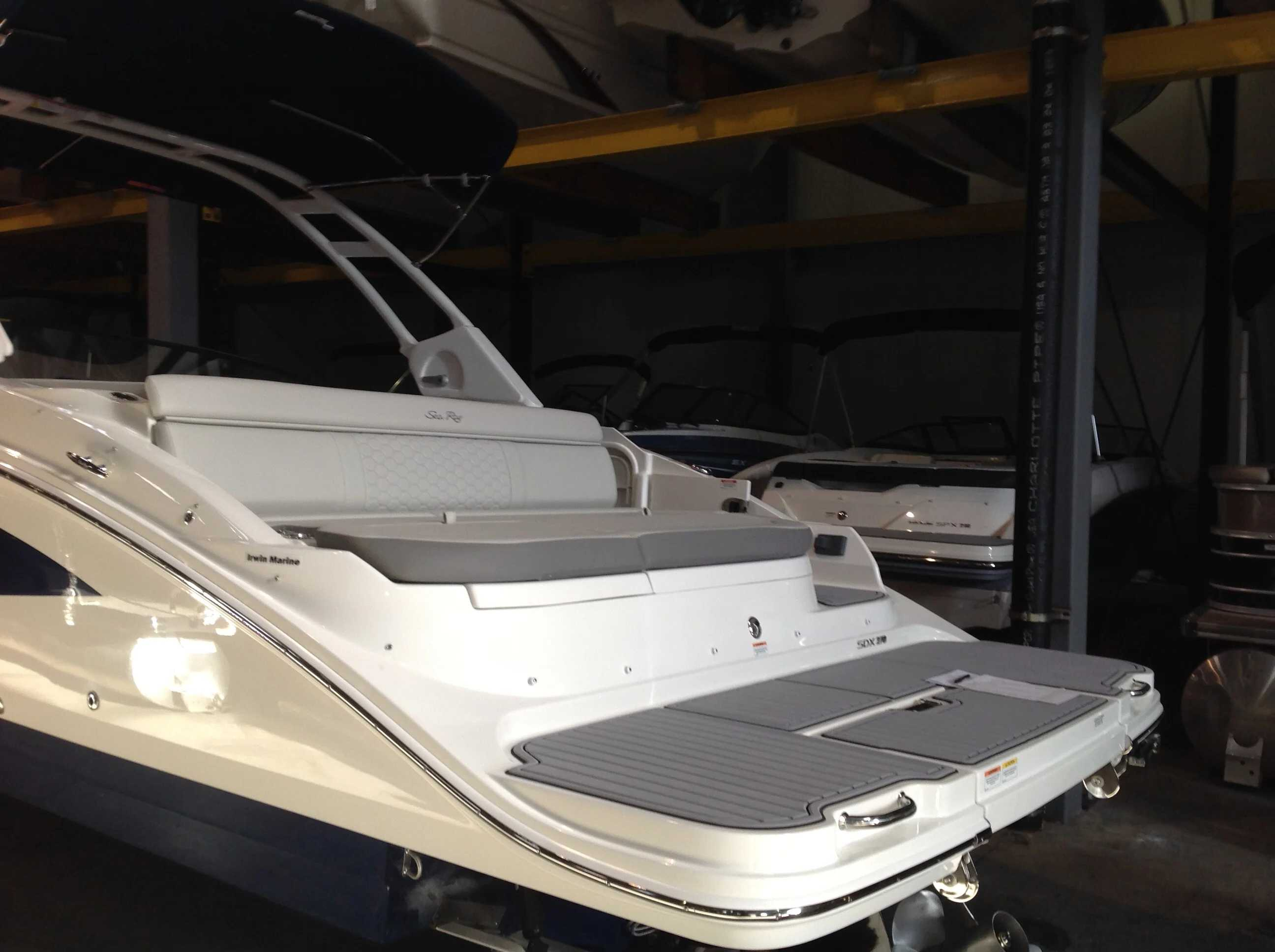 2021 Sea Ray boat for sale, model of the boat is 270 SDX & Image # 19 of 21