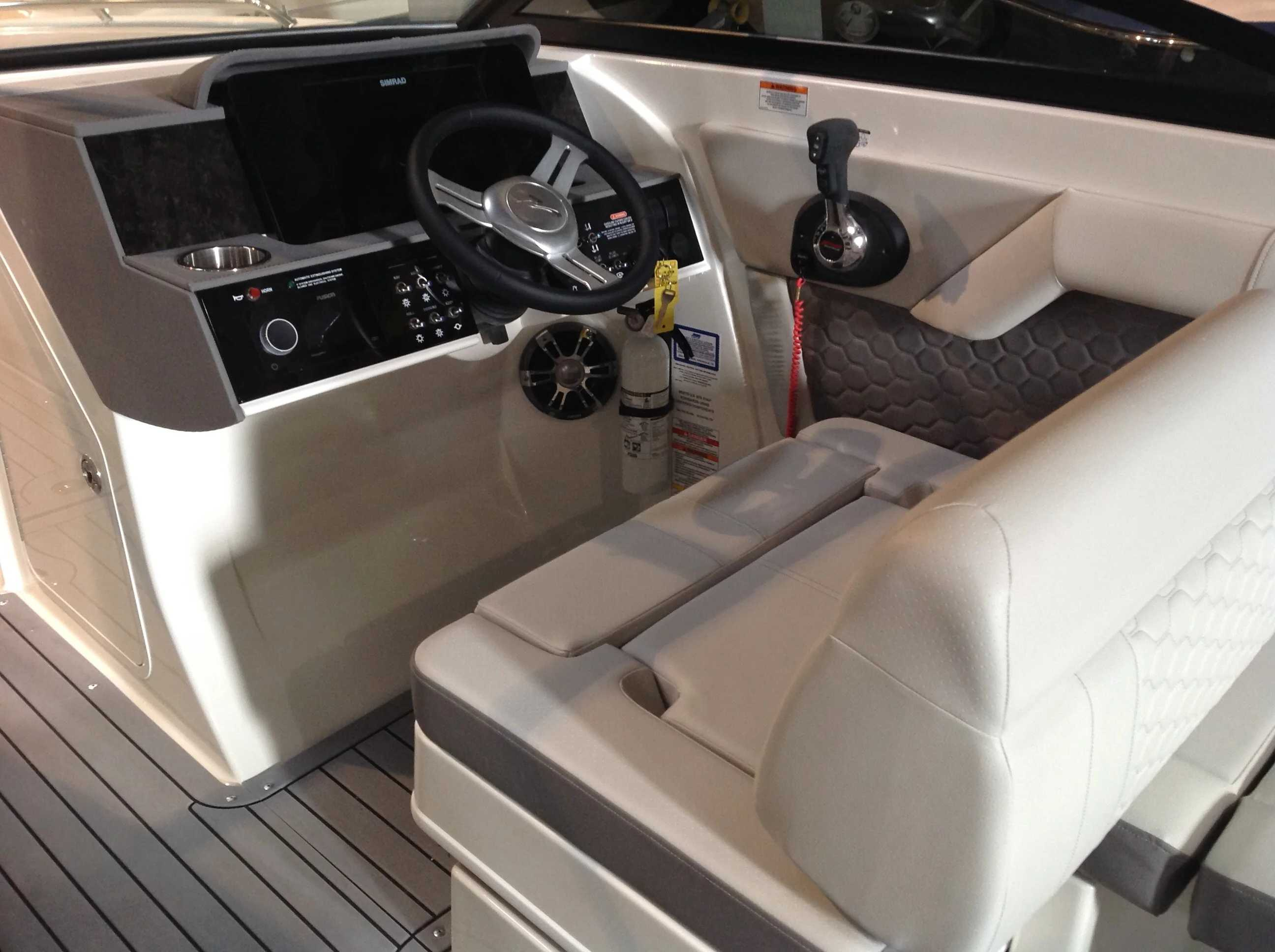 2021 Sea Ray boat for sale, model of the boat is 270 SDX & Image # 11 of 21