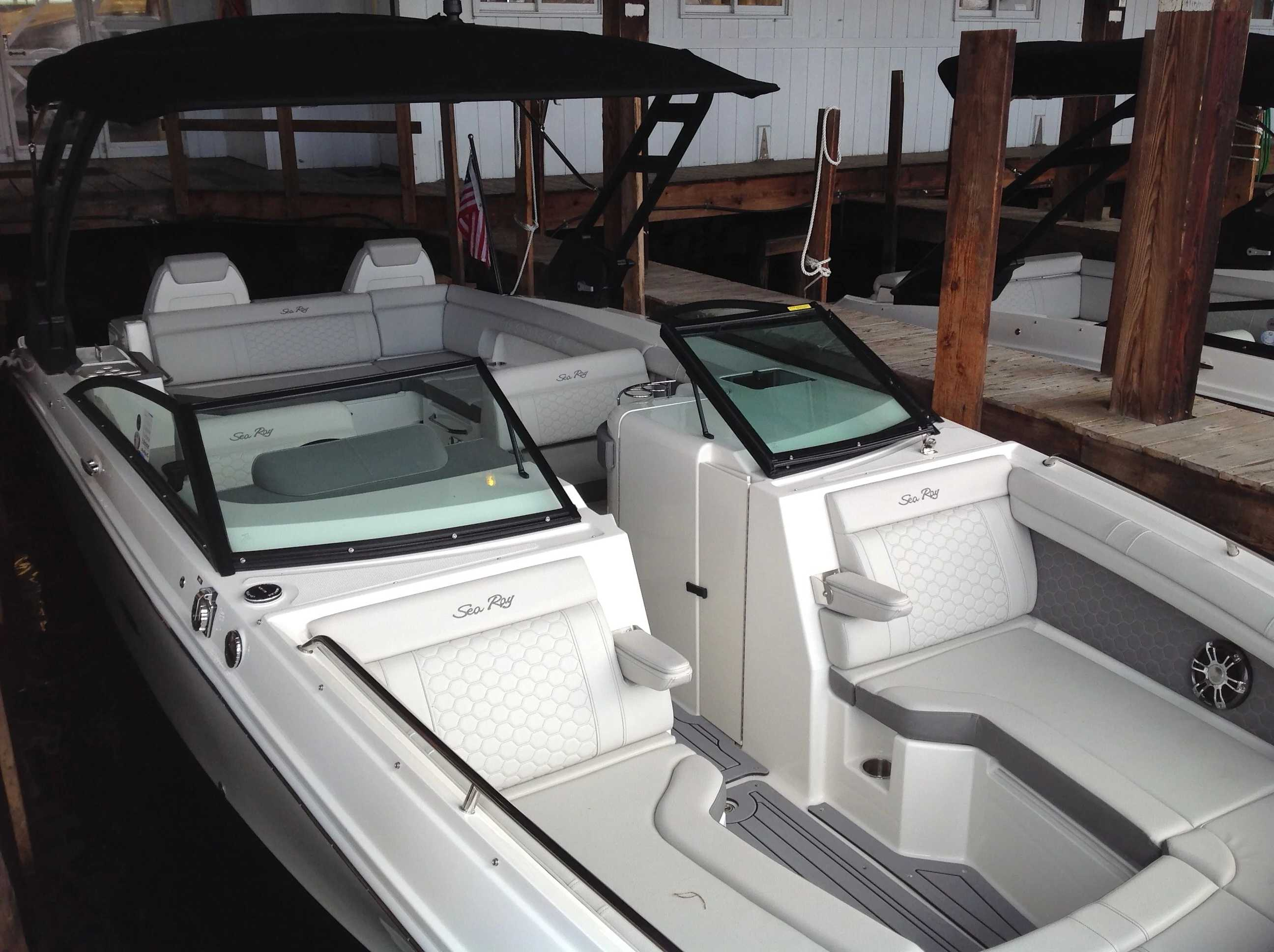 2021 Sea Ray boat for sale, model of the boat is 270 sdx & Image # 4 of 17