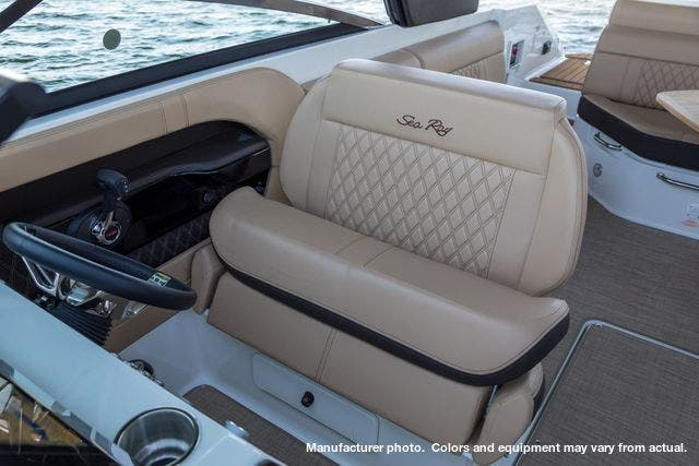 2021 Sea Ray boat for sale, model of the boat is 280SLX & Image # 4 of 10