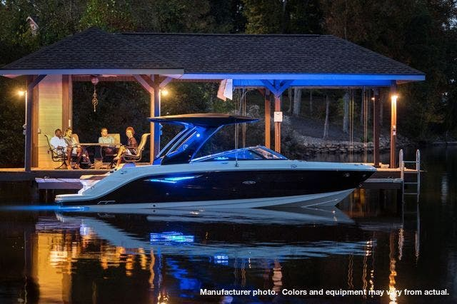 2021 Sea Ray boat for sale, model of the boat is 280SLX & Image # 9 of 10