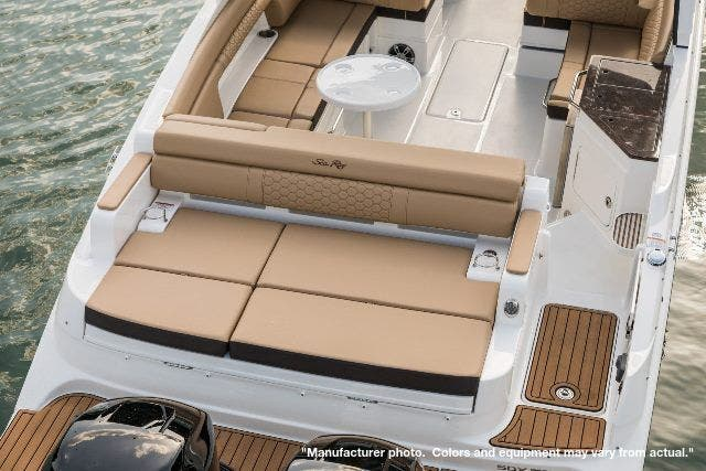 2021 Sea Ray boat for sale, model of the boat is 290SDXO & Image # 5 of 10