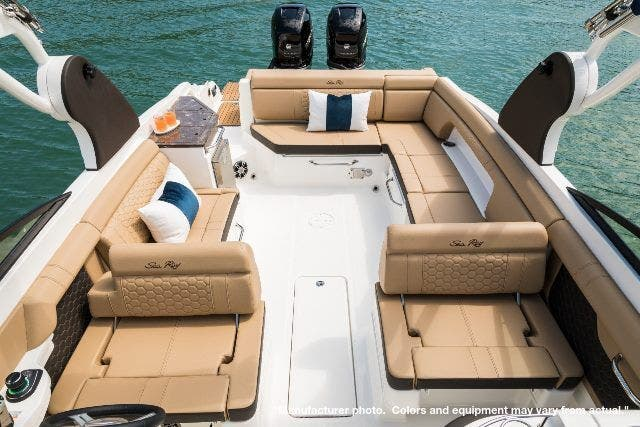 2021 Sea Ray boat for sale, model of the boat is 290SDXO & Image # 8 of 10
