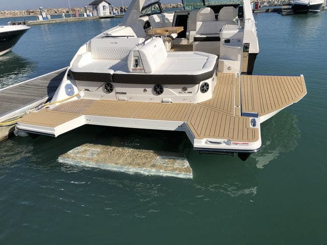 2021 Sea Ray boat for sale, model of the boat is 400SLX & Image # 49 of 49
