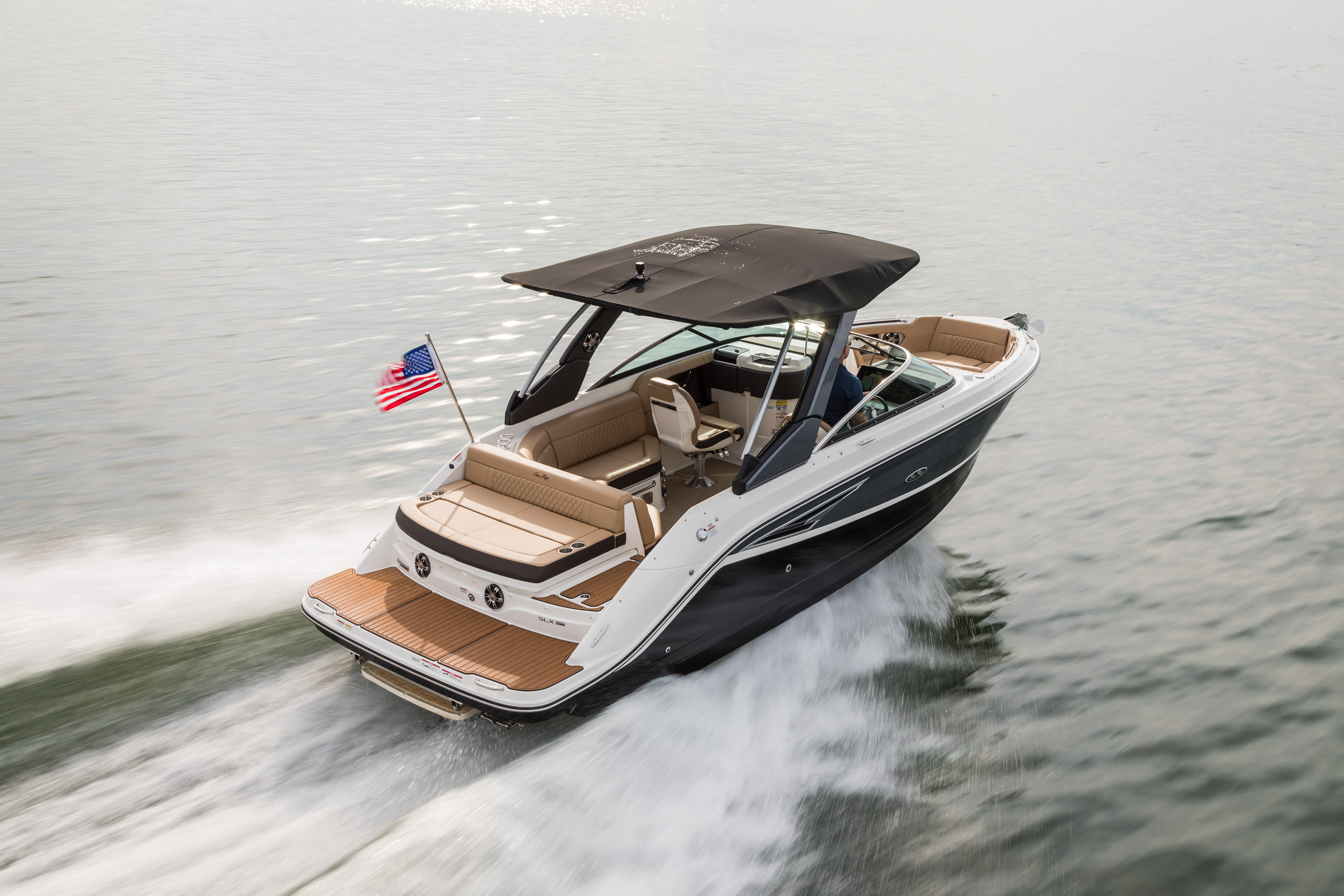 2021 Sea Ray boat for sale, model of the boat is 250 SLX & Image # 3 of 13