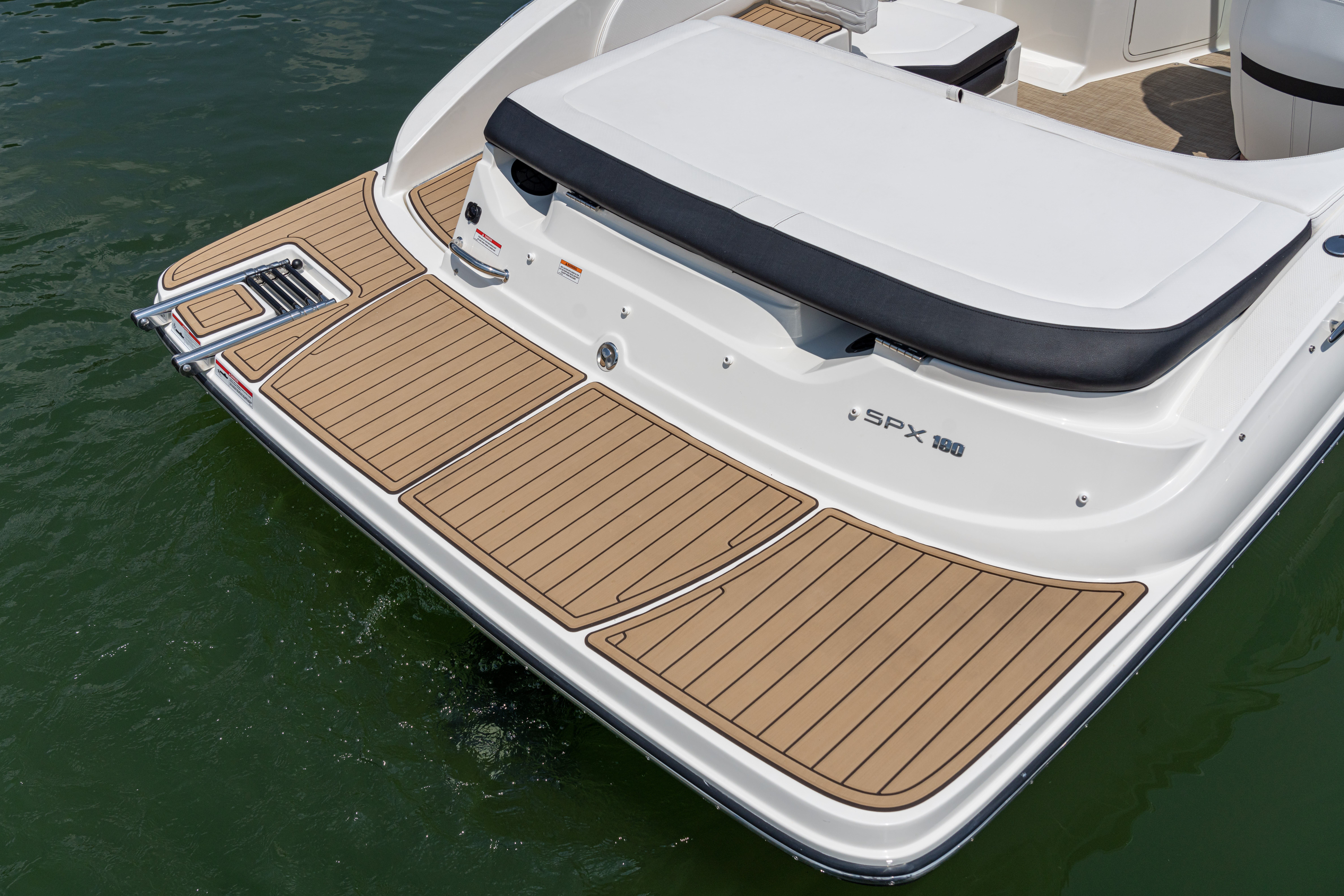 2021 Sea Ray boat for sale, model of the boat is 190 SPX & Image # 10 of 11