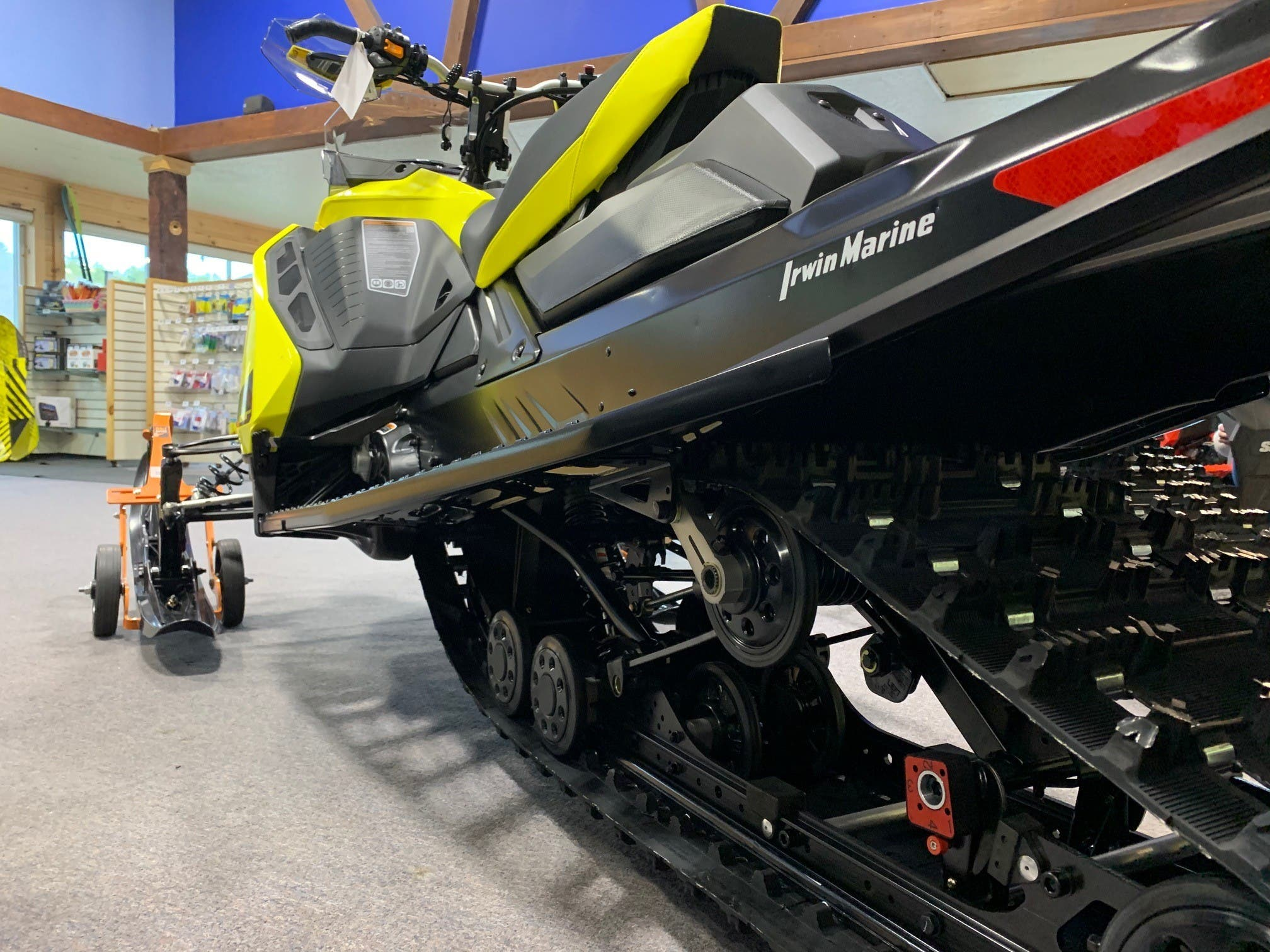 2021 Ski Doo boat for sale, model of the boat is RENEGADE ADR 850 ETEC ES & Image # 4 of 4