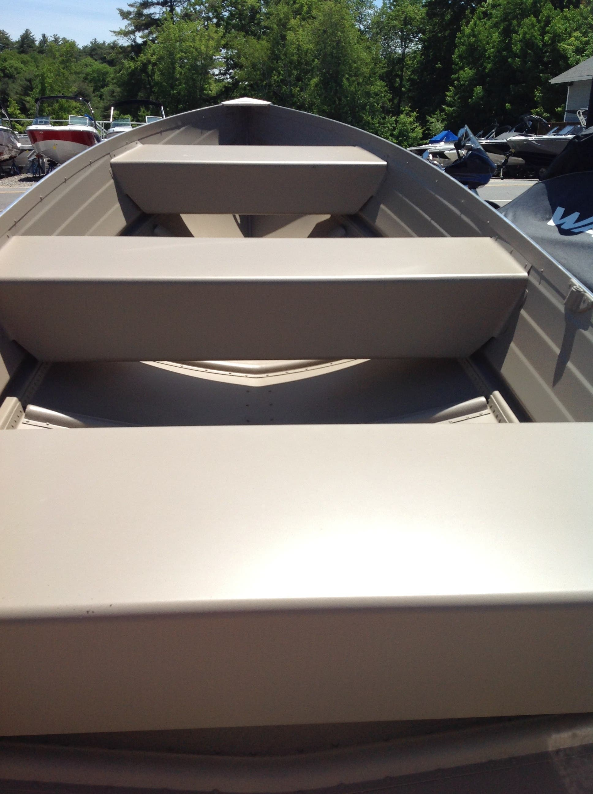 2021 Smoker Craft boat for sale, model of the boat is 12 Canadian & Image # 3 of 7