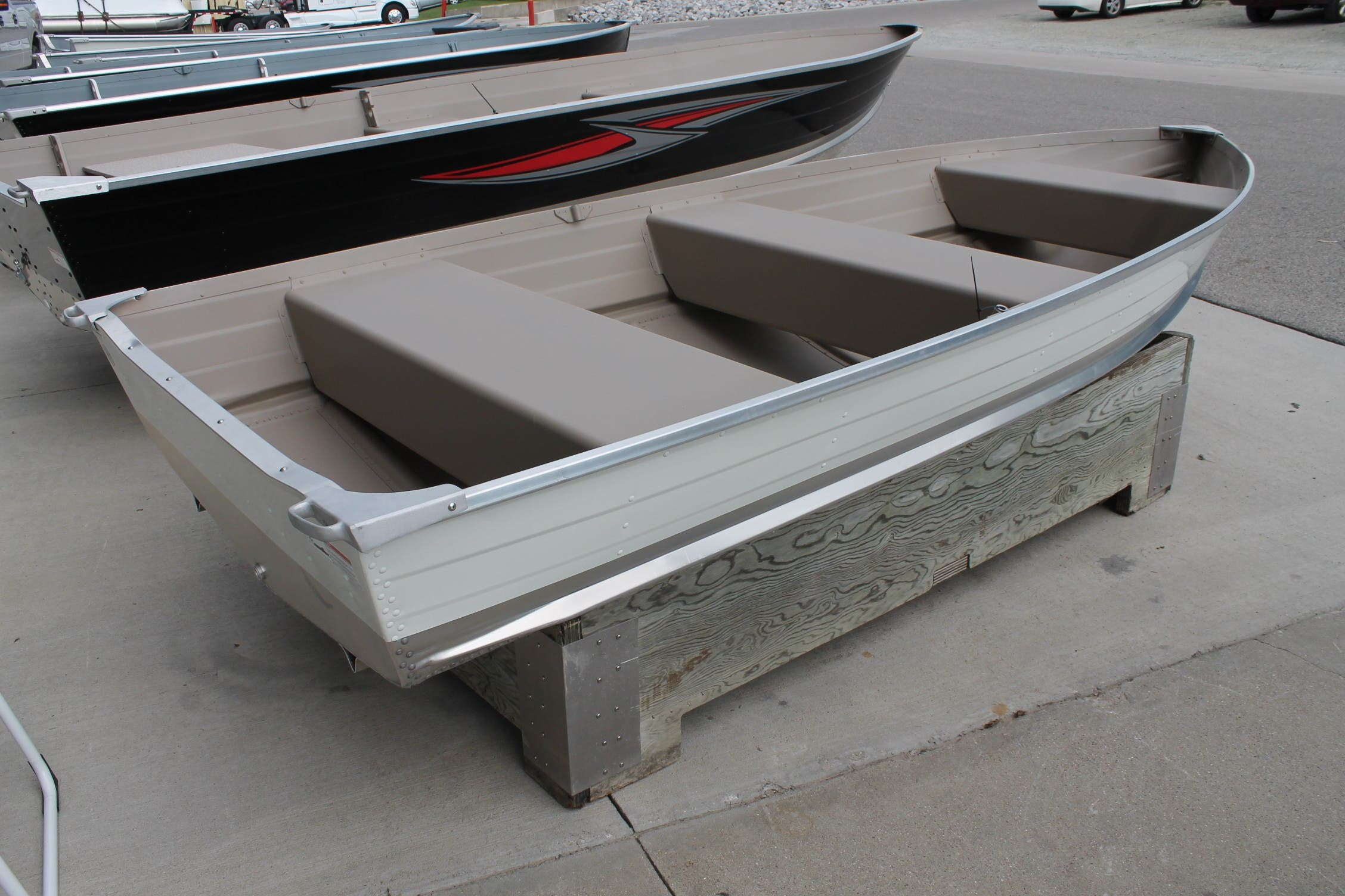 2021 Smoker Craft boat for sale, model of the boat is 12 Canadian & Image # 4 of 7