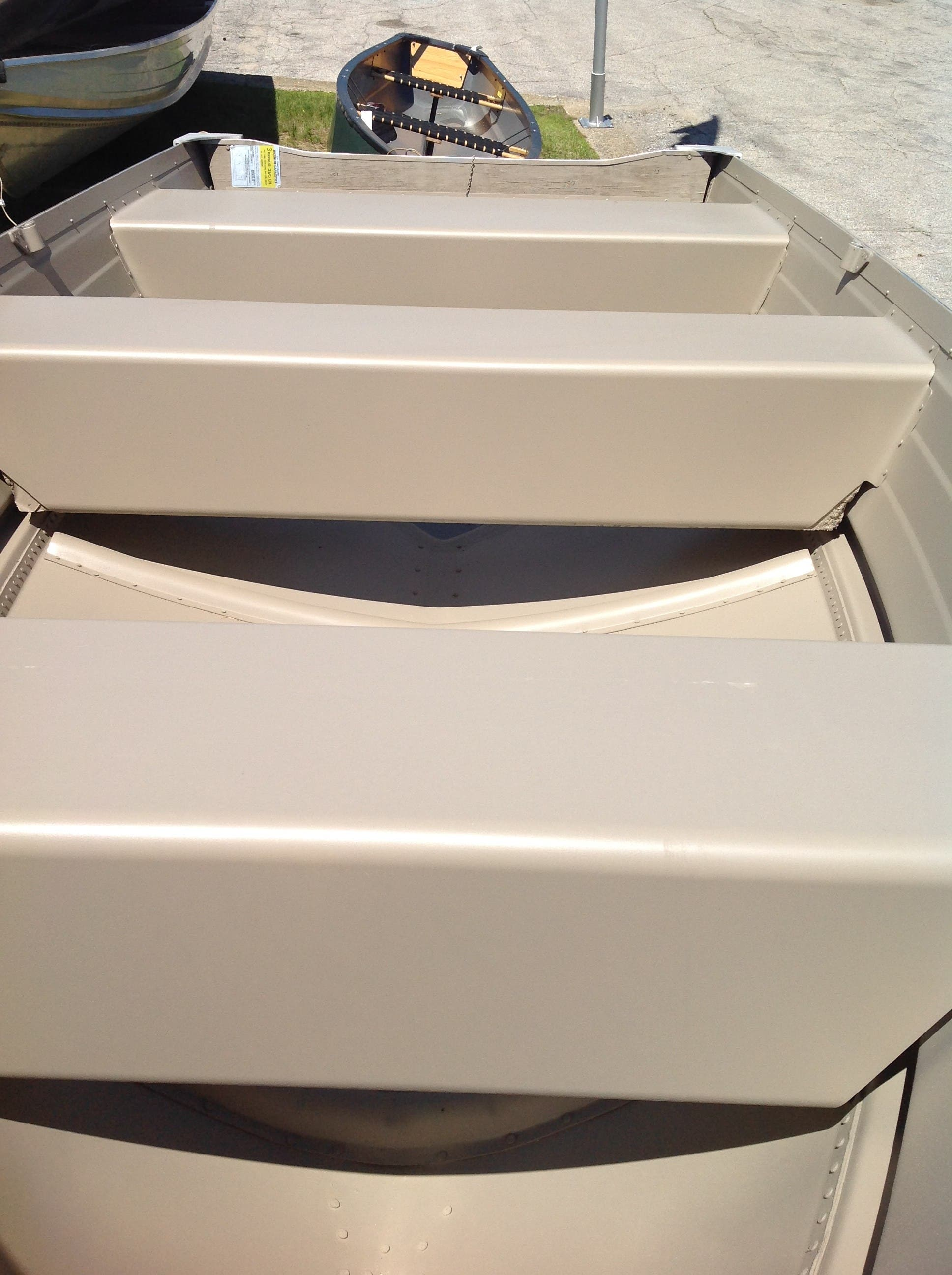 2021 Smoker Craft boat for sale, model of the boat is 12 Canadian & Image # 6 of 7