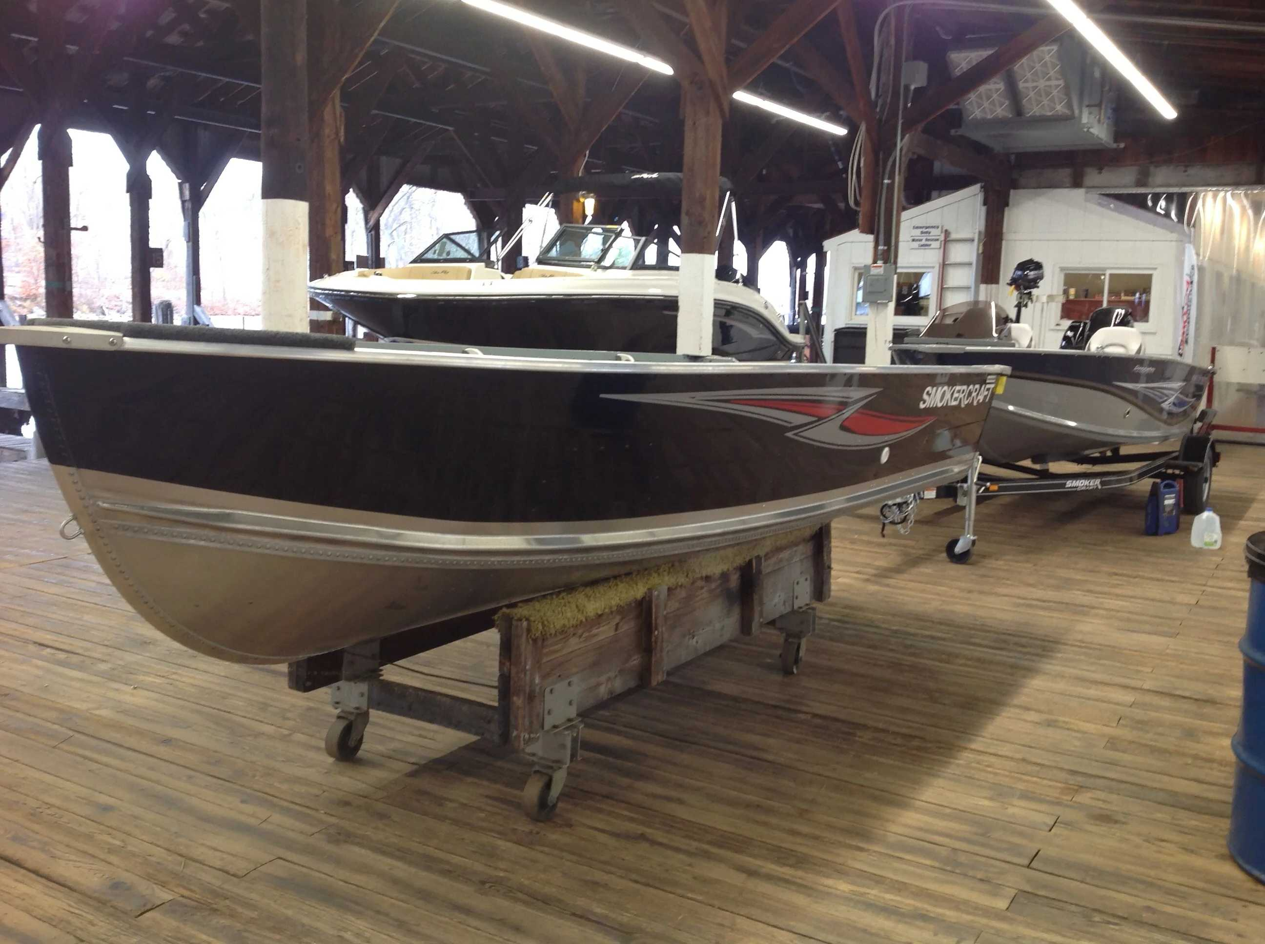 2021 Smoker Craft boat for sale, model of the boat is 14 Big Fish Tl Dlx & Image # 3 of 8