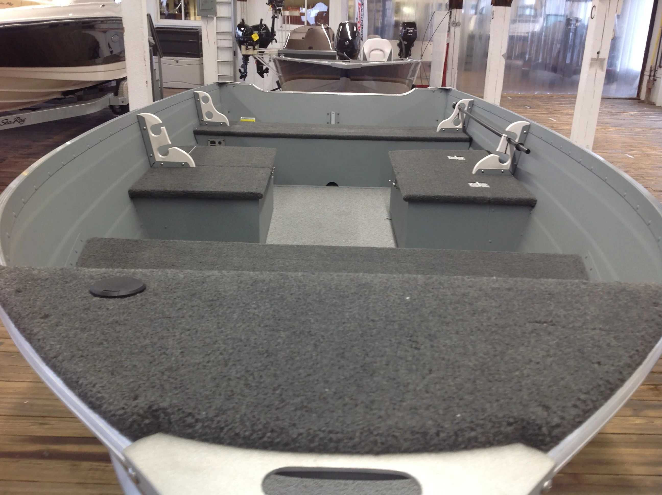 2021 Smoker Craft boat for sale, model of the boat is 14 Big Fish Tl Dlx & Image # 4 of 8