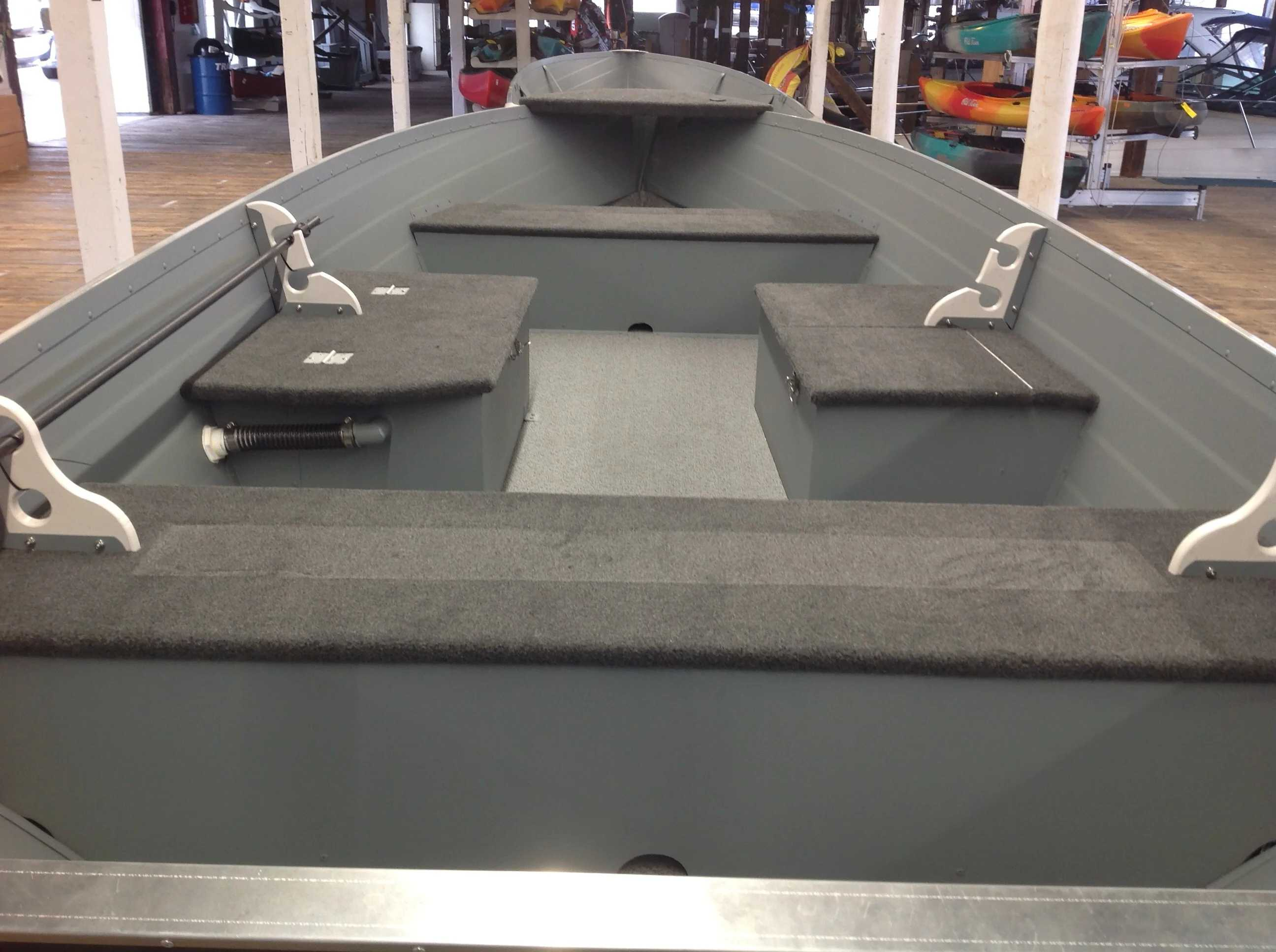 2021 Smoker Craft boat for sale, model of the boat is 14 Big Fish Tl Dlx & Image # 4 of 7