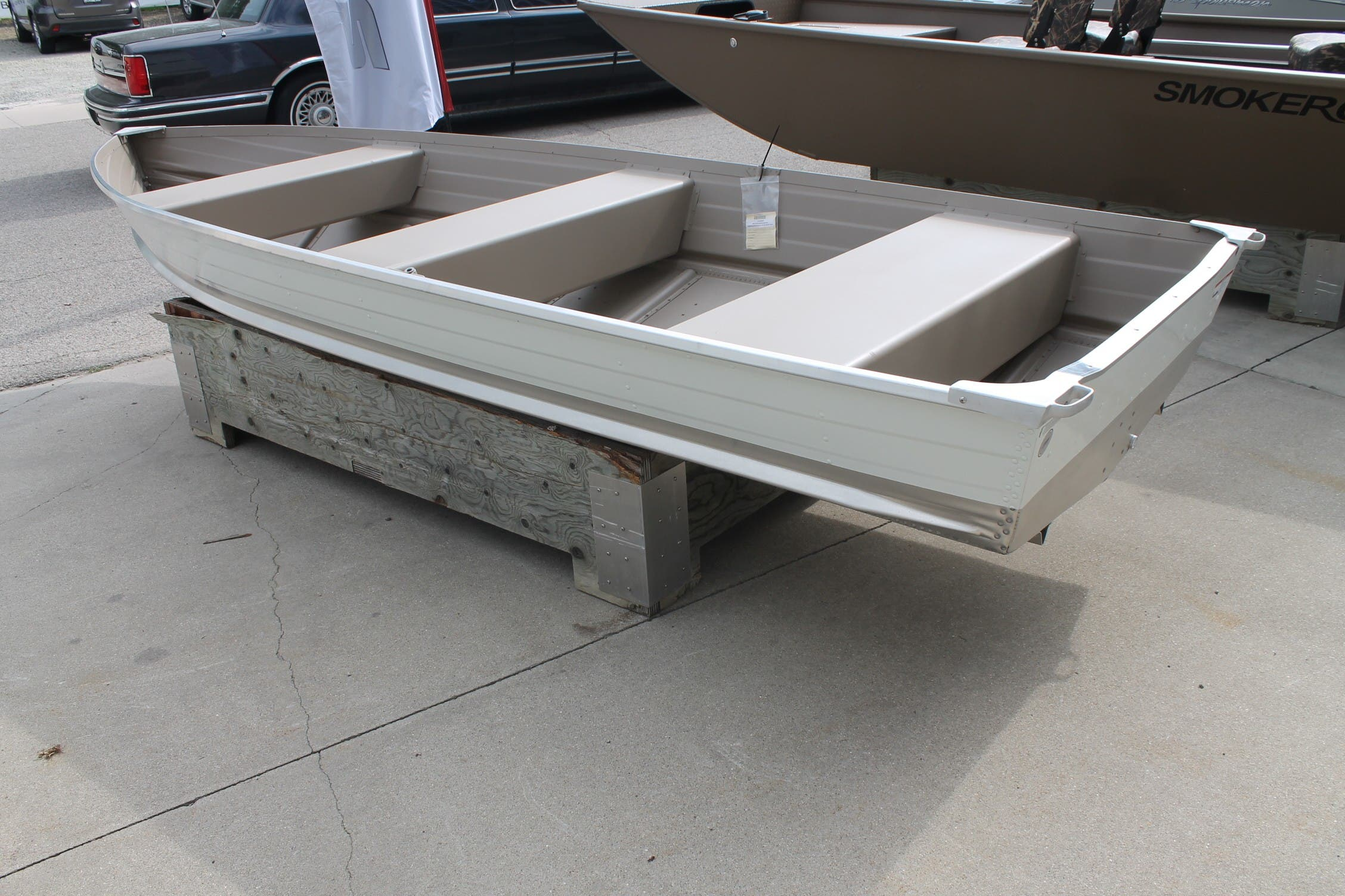 2021 Smoker Craft boat for sale, model of the boat is 14 Canadian & Image # 3 of 5