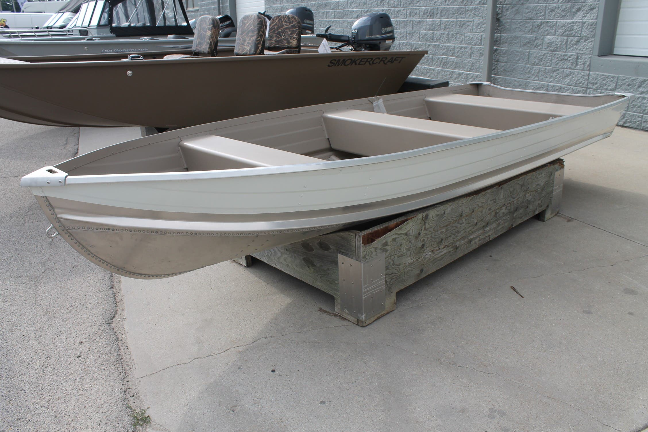 2021 Smoker Craft boat for sale, model of the boat is 14 Canadian & Image # 4 of 5