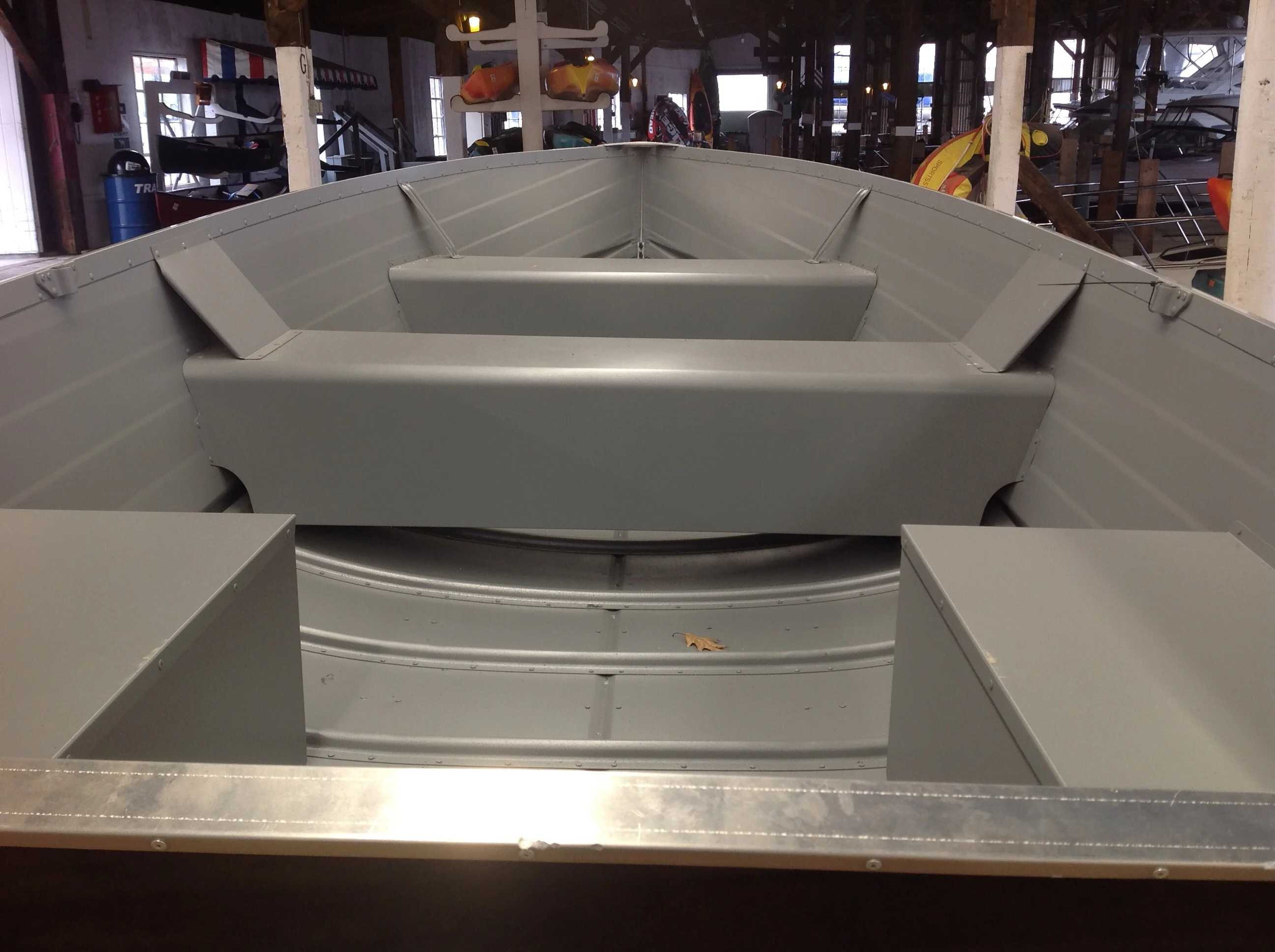 2021 Smoker Craft boat for sale, model of the boat is 14 Voyager Tl Ss & Image # 7 of 8