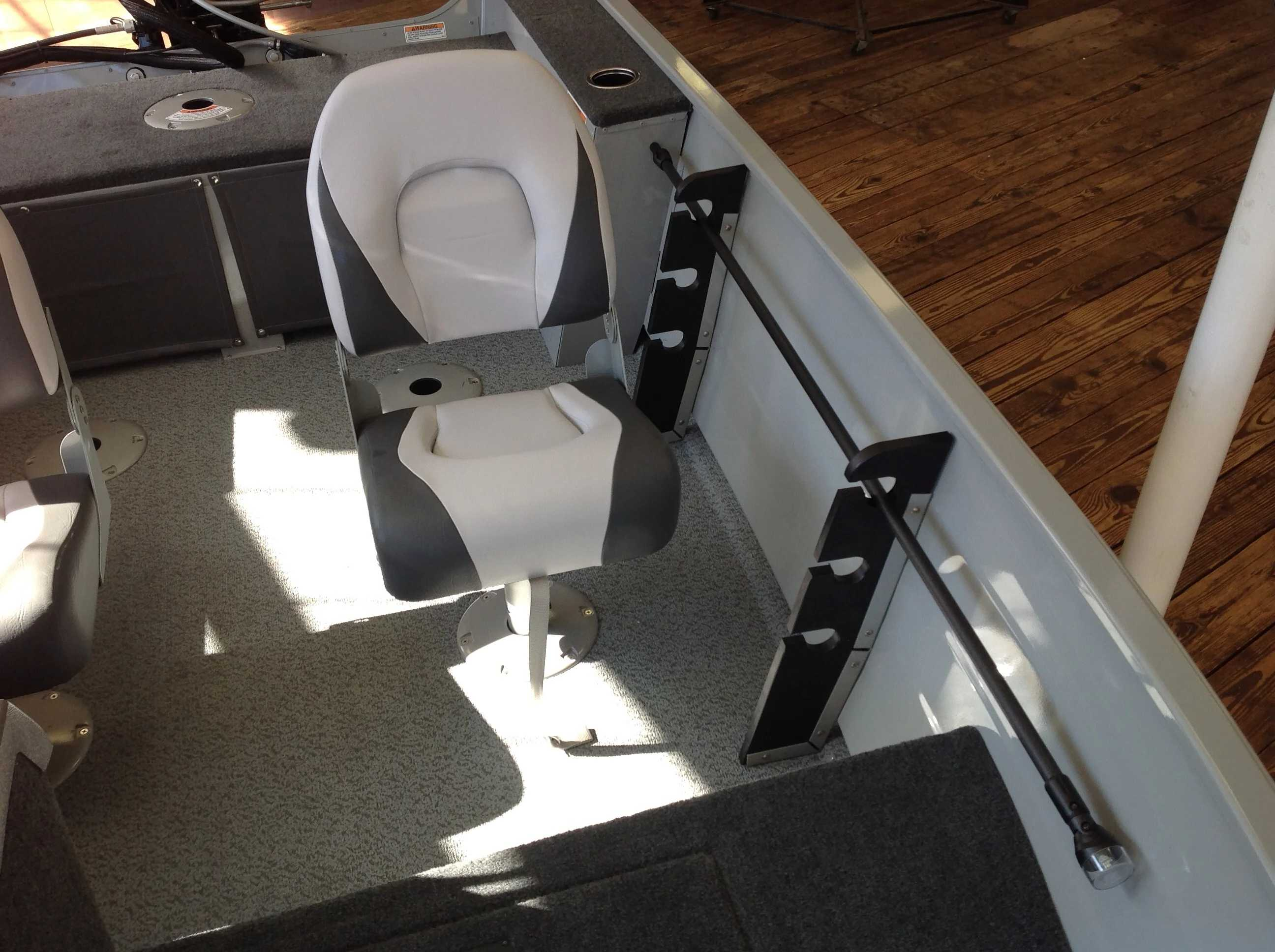 2021 Smoker Craft boat for sale, model of the boat is 151 Resorter & Image # 12 of 14