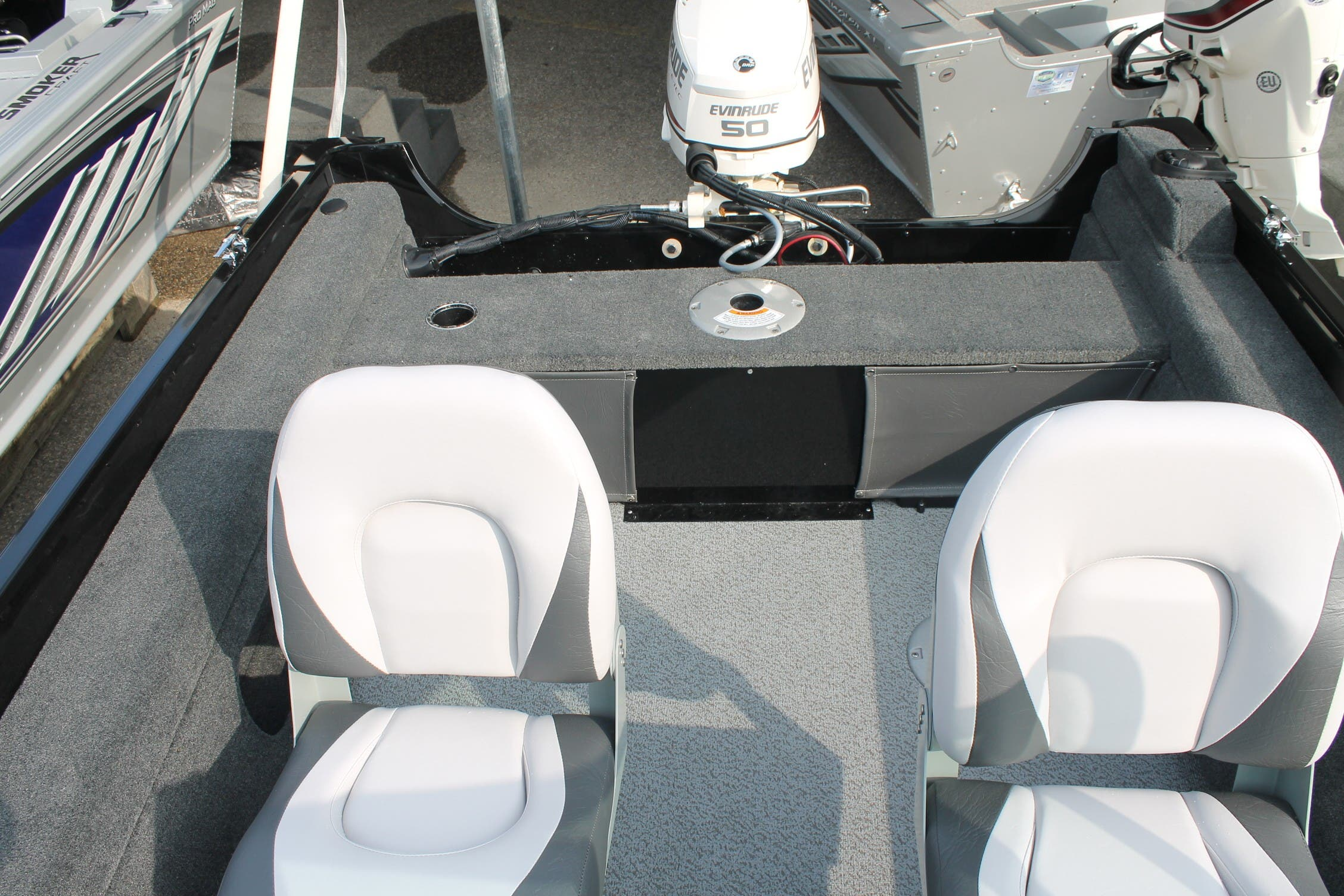 2021 Smoker Craft boat for sale, model of the boat is 162 Pro Angler & Image # 14 of 17