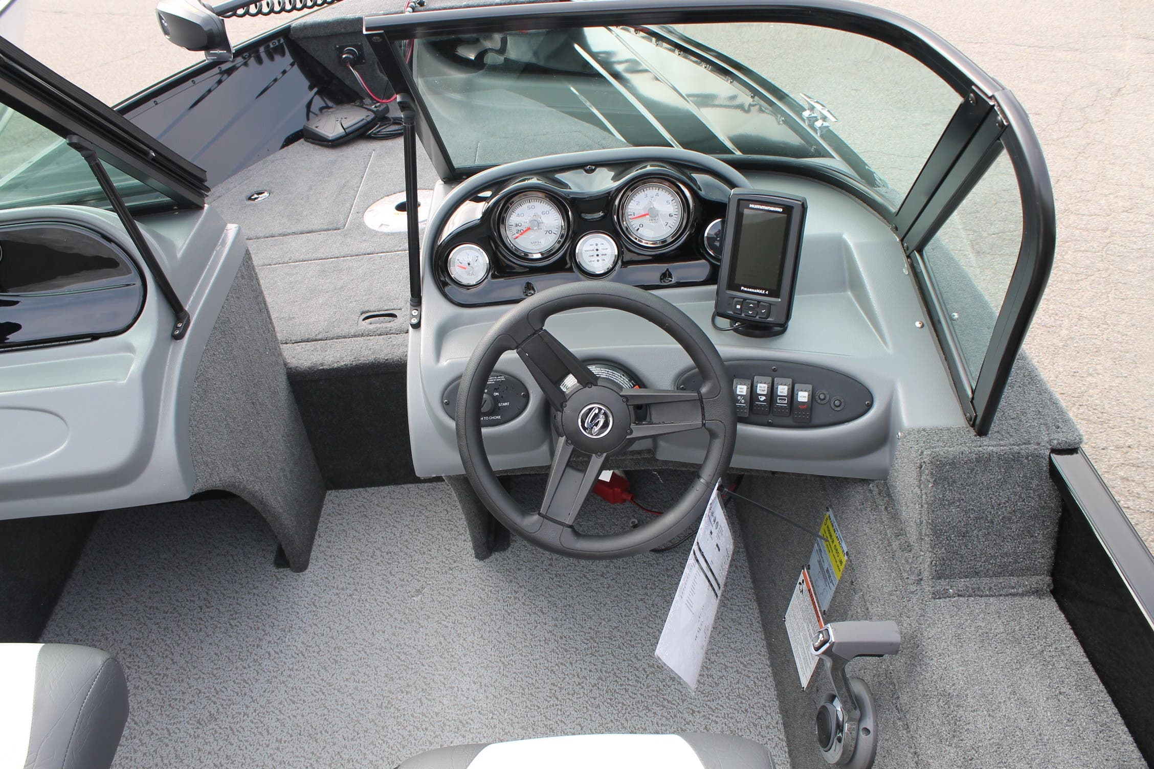 2021 Smoker Craft boat for sale, model of the boat is 162 Pro Angler & Image # 8 of 17
