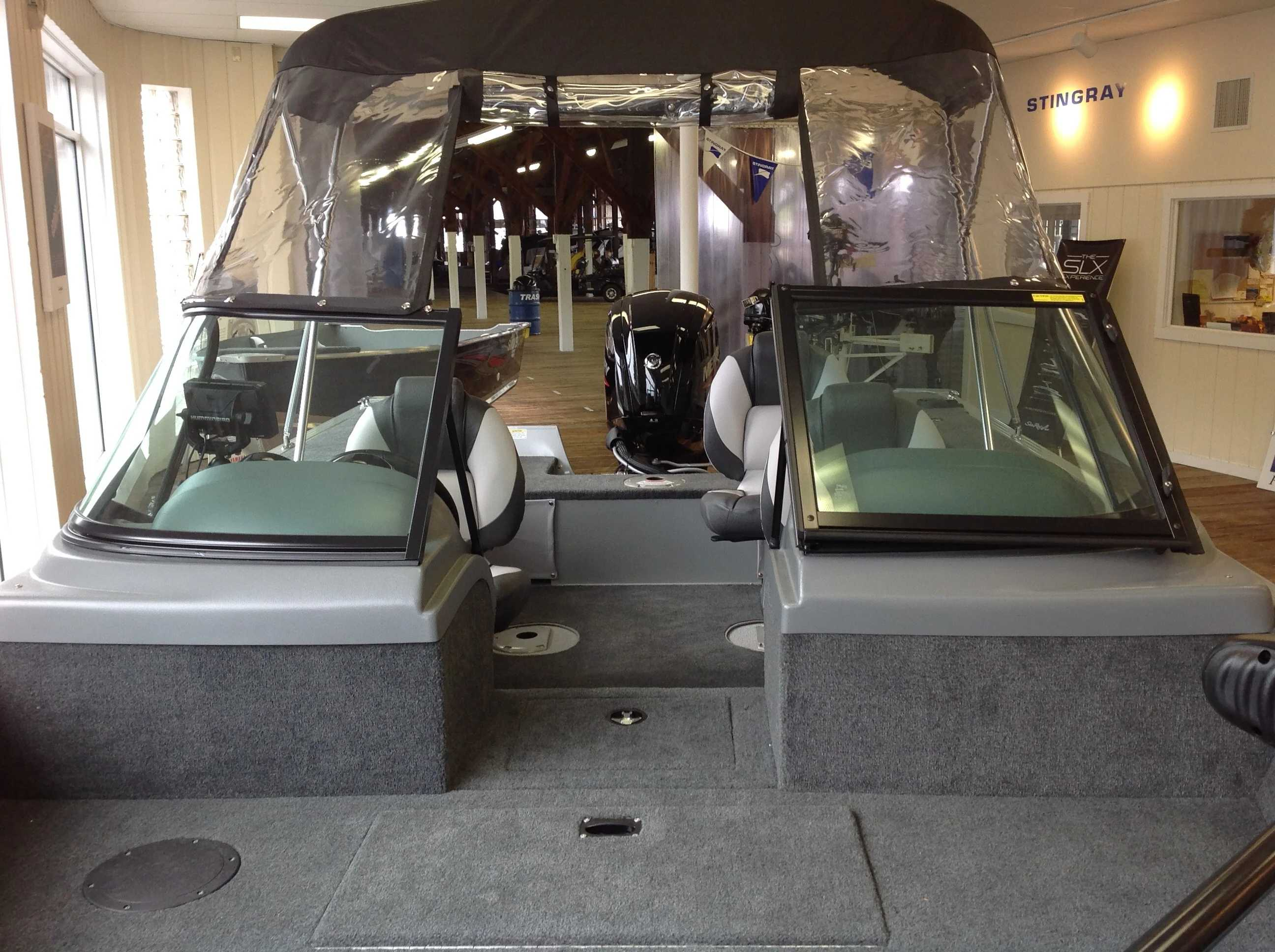 2021 Smoker Craft boat for sale, model of the boat is 172 Pro Angler & Image # 4 of 22