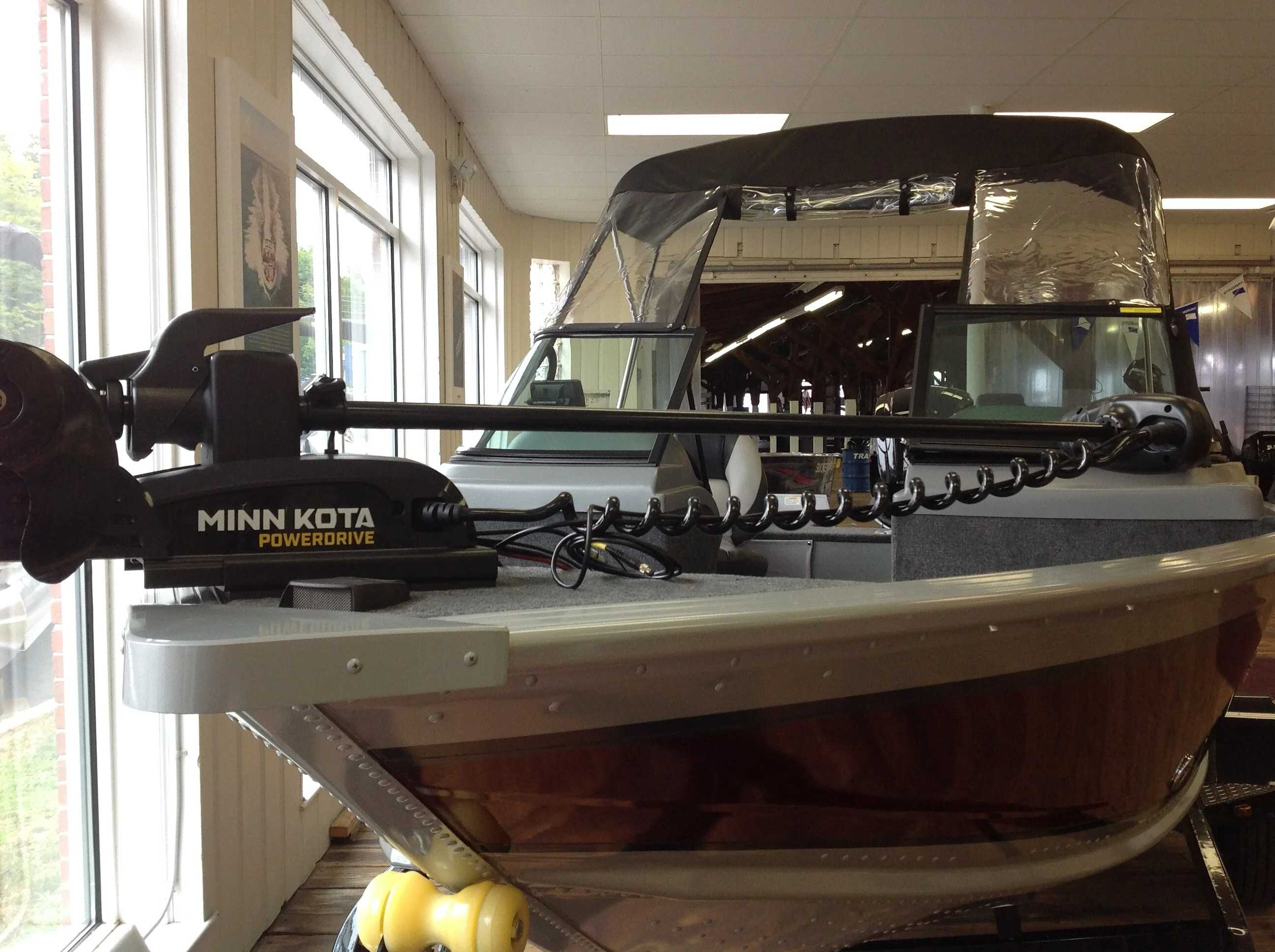 2021 Smoker Craft boat for sale, model of the boat is 172 Pro Angler & Image # 3 of 22